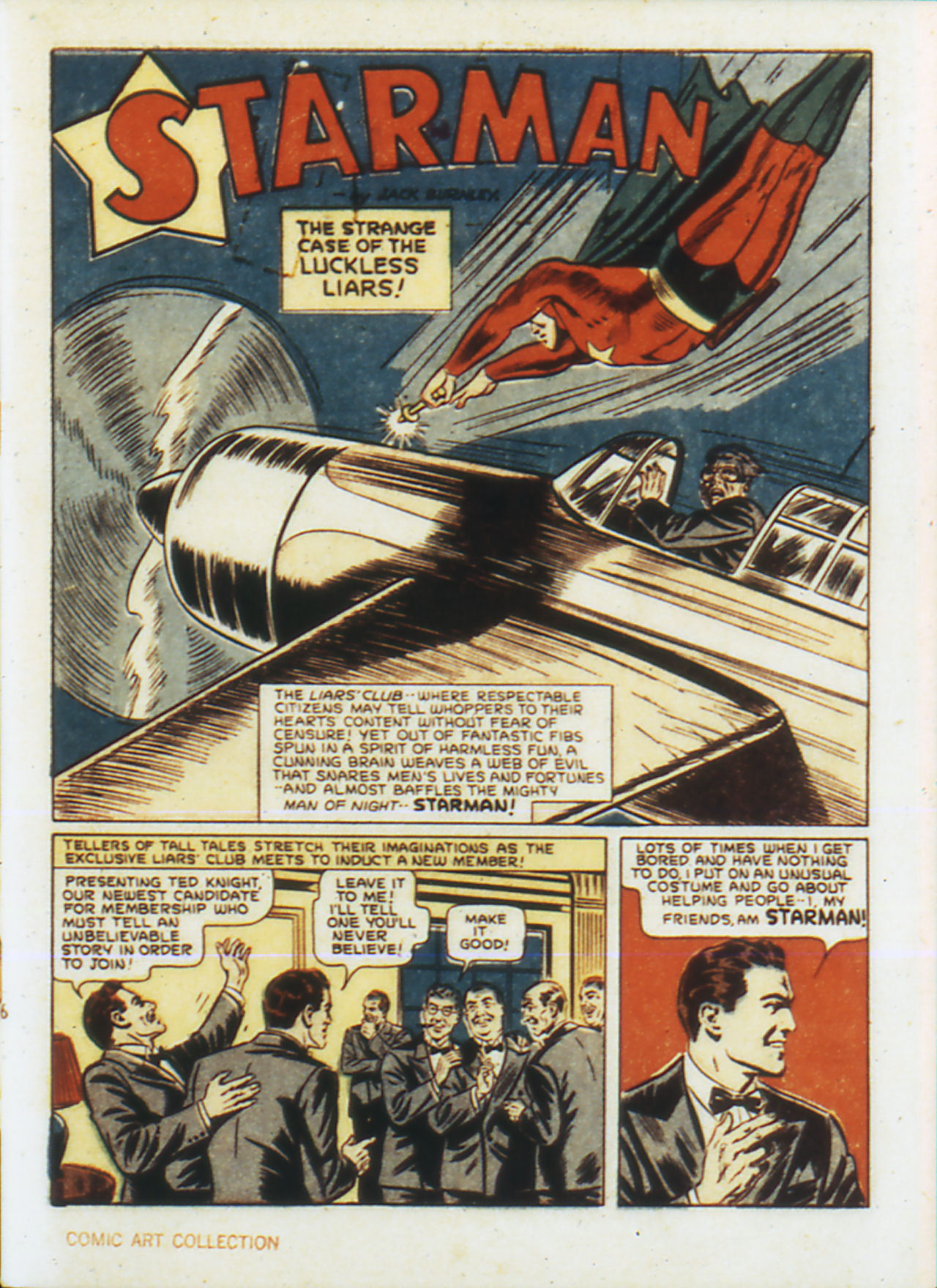 Read online Adventure Comics (1938) comic -  Issue #75 - 4