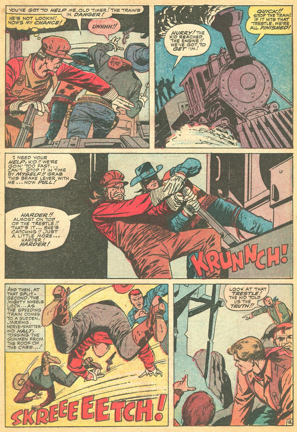 Read online Two-Gun Kid comic -  Issue #76 - 21