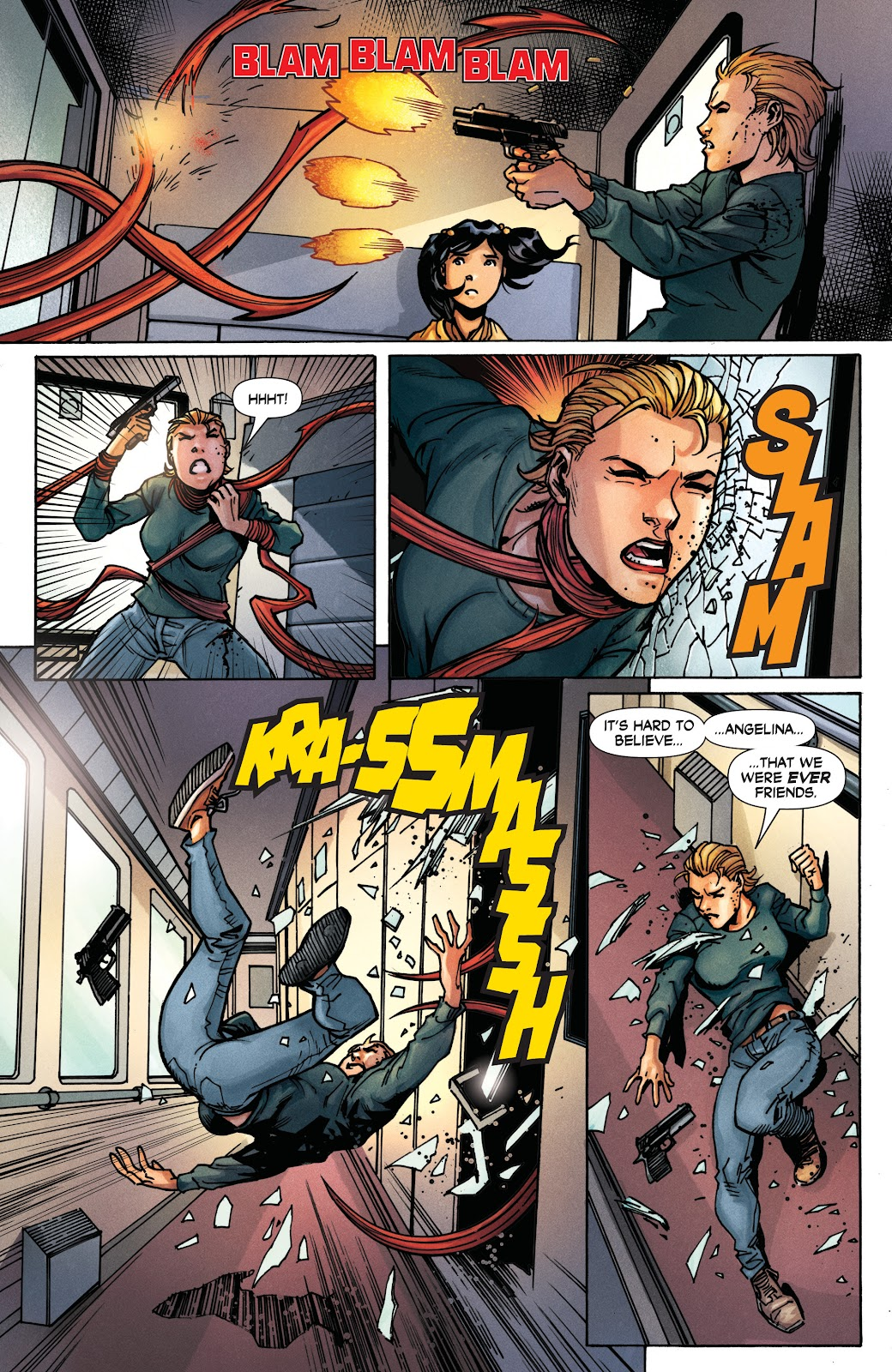 Read online Roku comic -  Issue #3 - 11