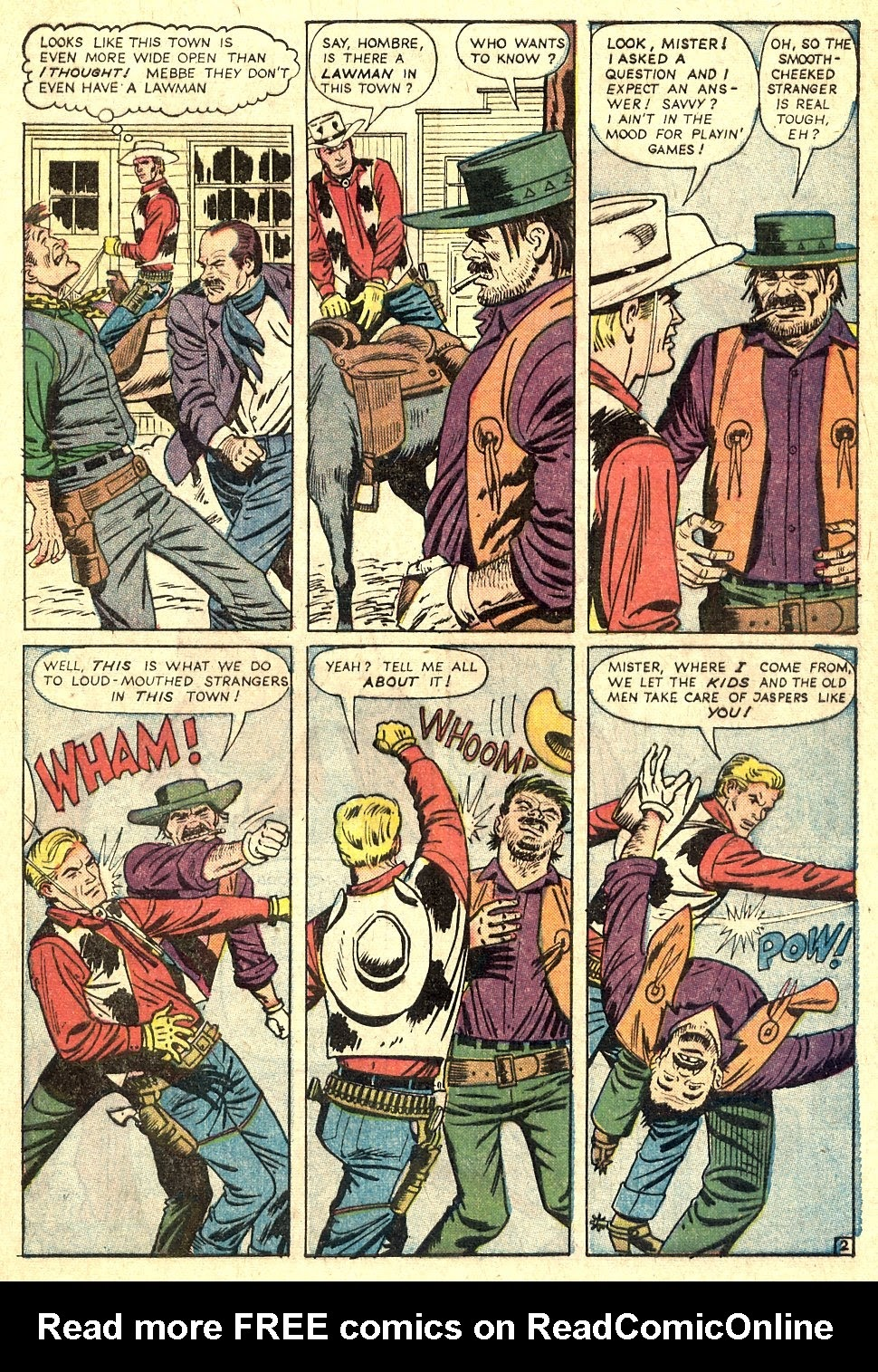 Kid Colt Outlaw issue 110 - Page 29