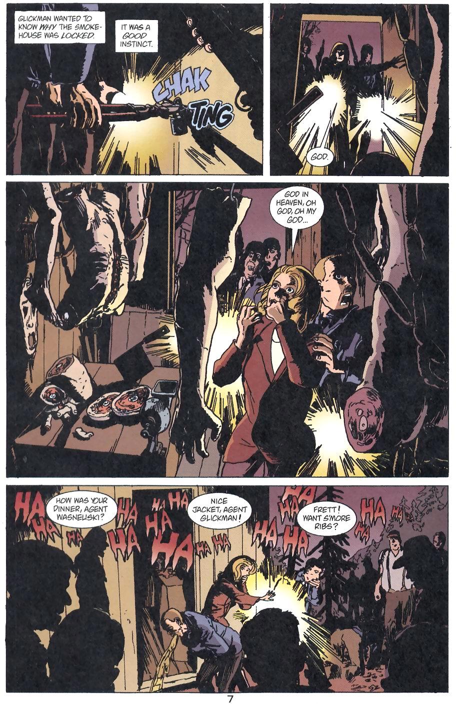 Read online Flinch comic -  Issue #8 - 8