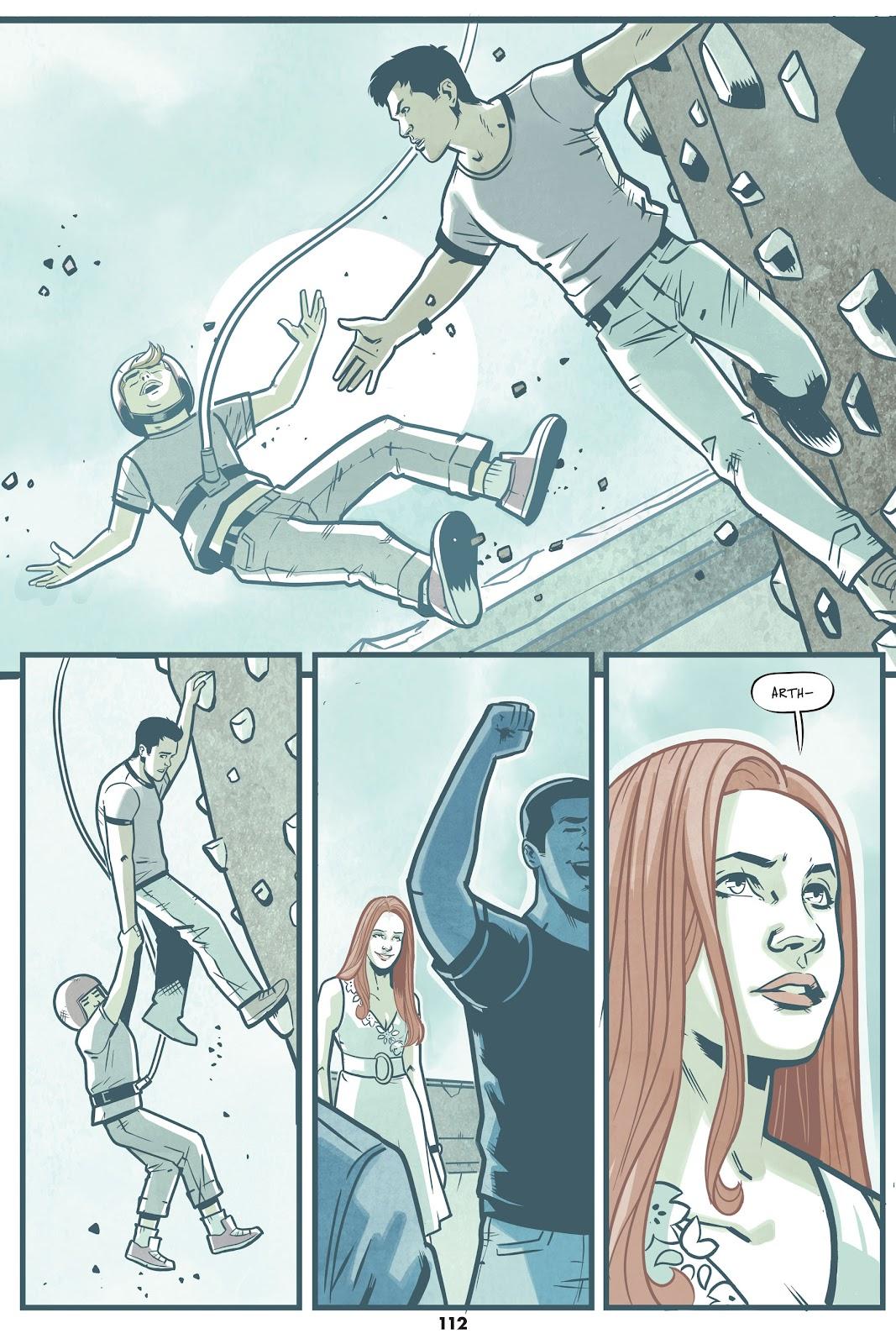 Read online Mera: Tidebreaker comic -  Issue # TPB (Part 2) - 12