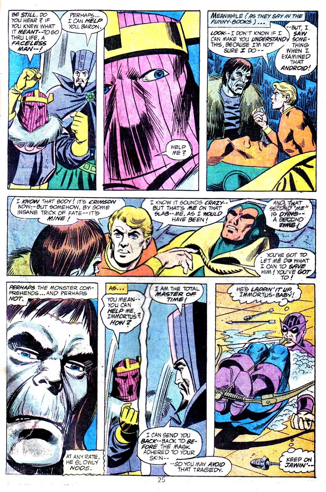 Giant-Size Avengers (1974) issue 3 - Page 27