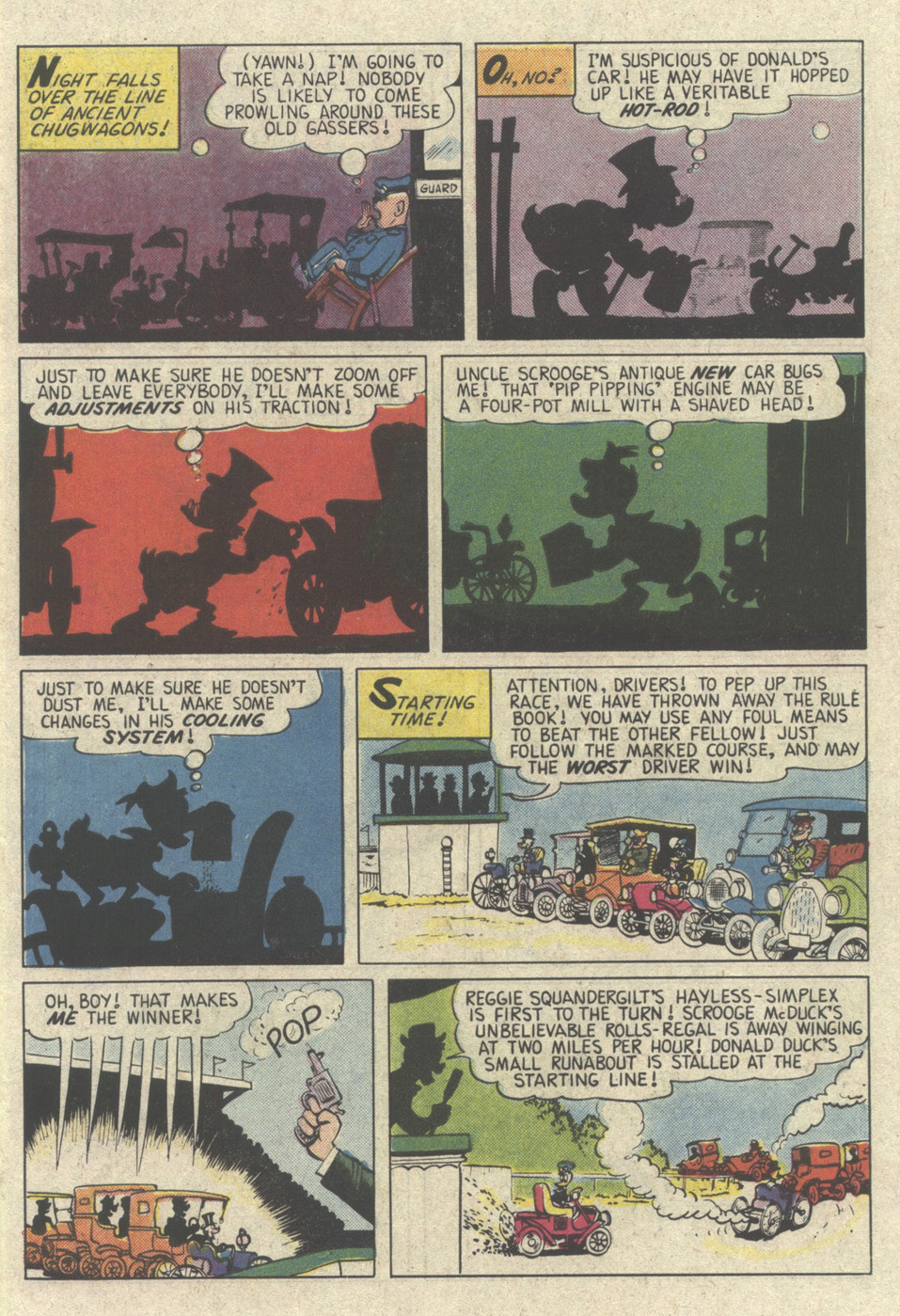 Read online Uncle Scrooge (1953) comic -  Issue #228 - 7