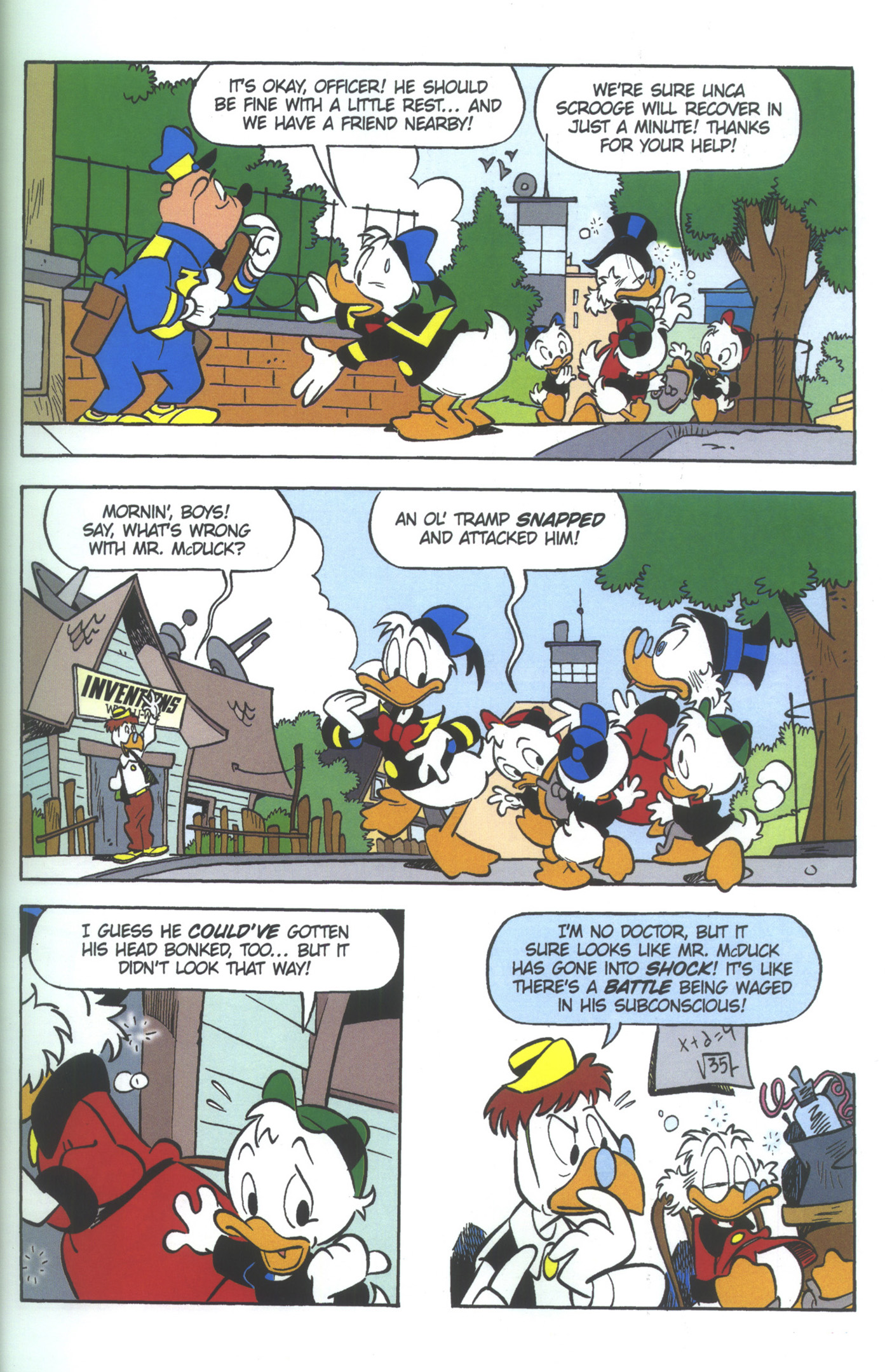 Read online Uncle Scrooge (1953) comic -  Issue #366 - 5