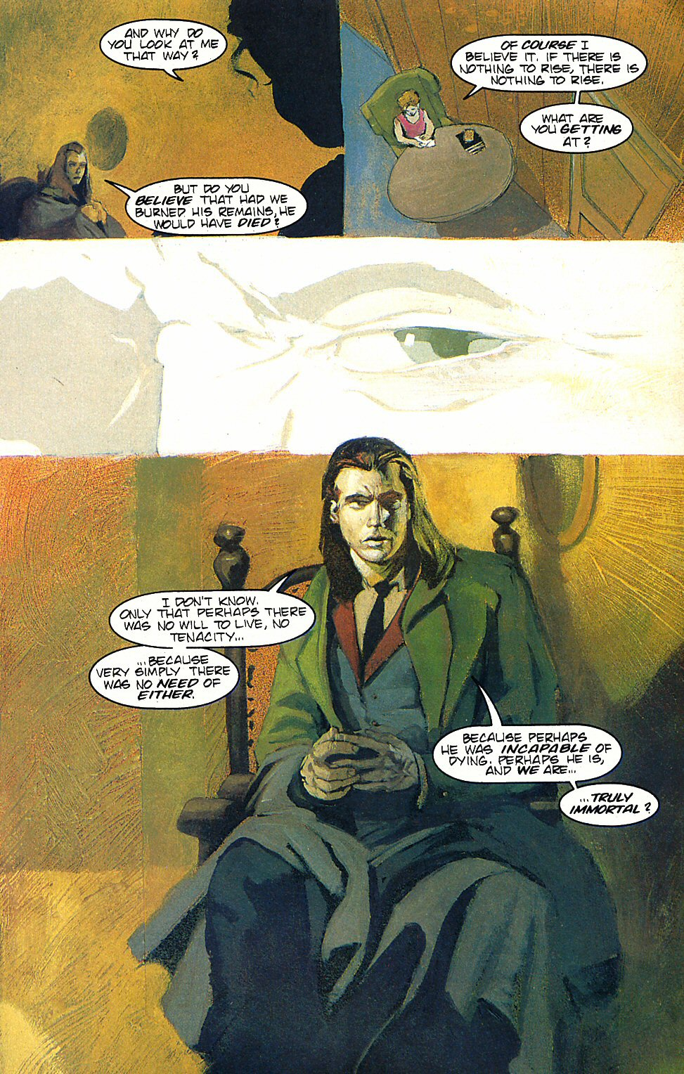 Read online Anne Rice's Interview with the Vampire comic -  Issue #6 - 16