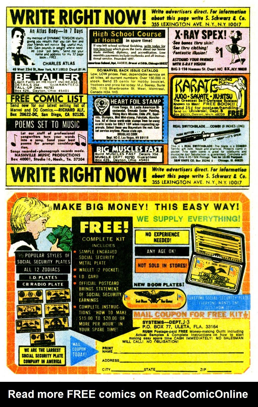 Read online Sgt. Rock comic -  Issue #311 - 28