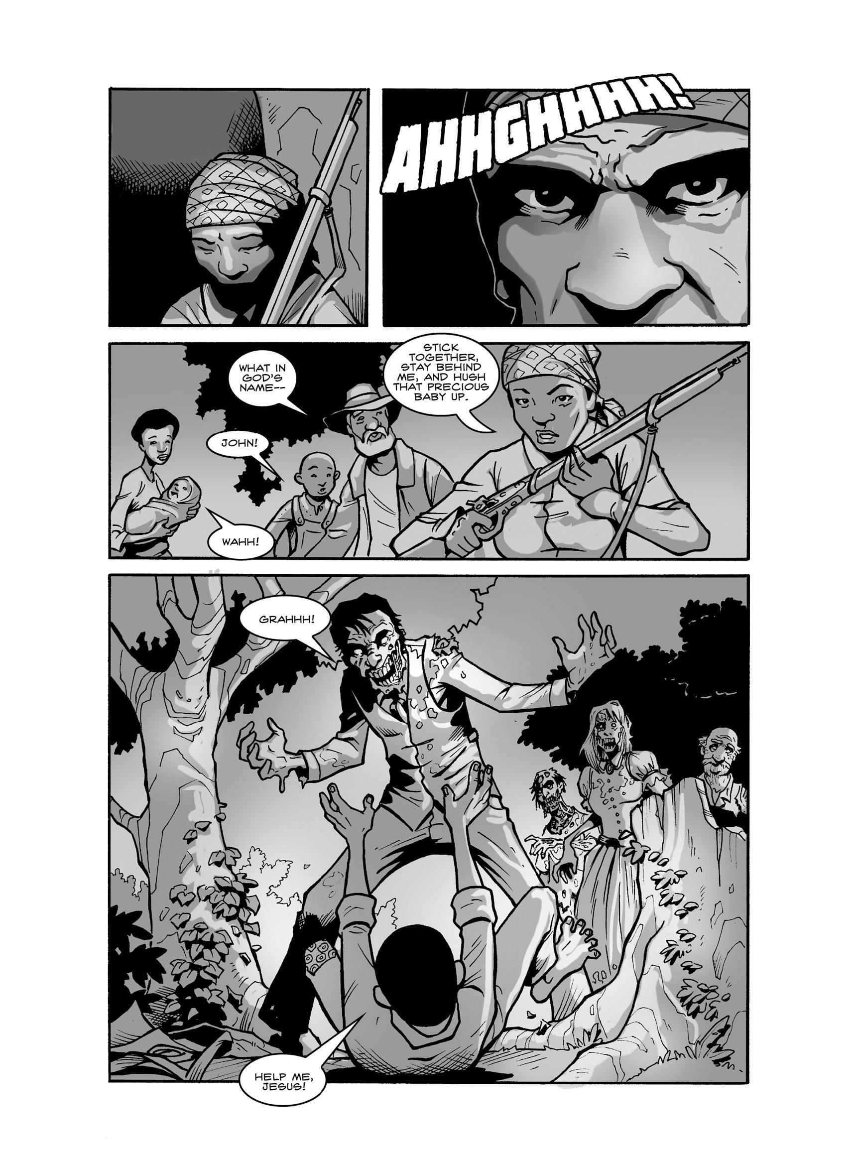 Read online FUBAR comic -  Issue #3 - 112