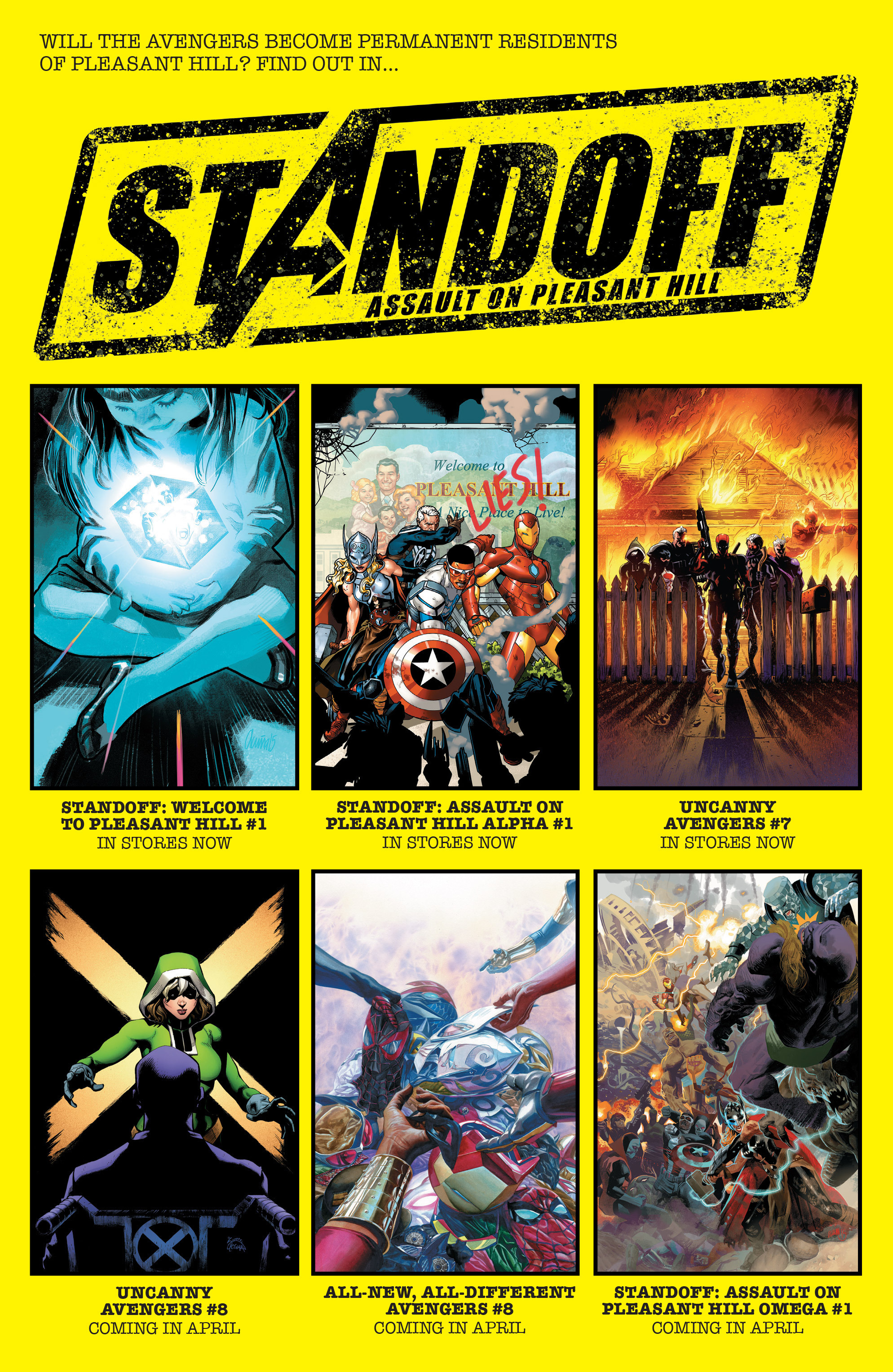 Read online All-New, All-Different Avengers comic -  Issue #7 - 22