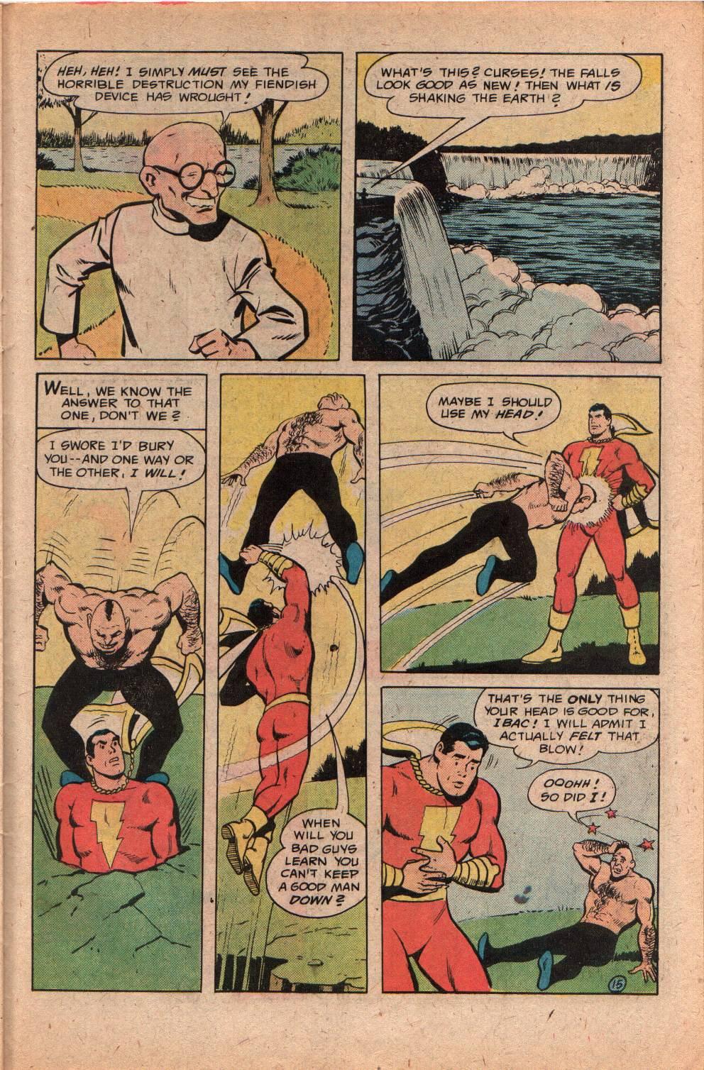 Read online Shazam! (1973) comic -  Issue #29 - 27