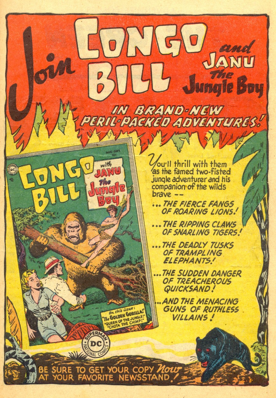Read online Adventure Comics (1938) comic -  Issue #203 - 33