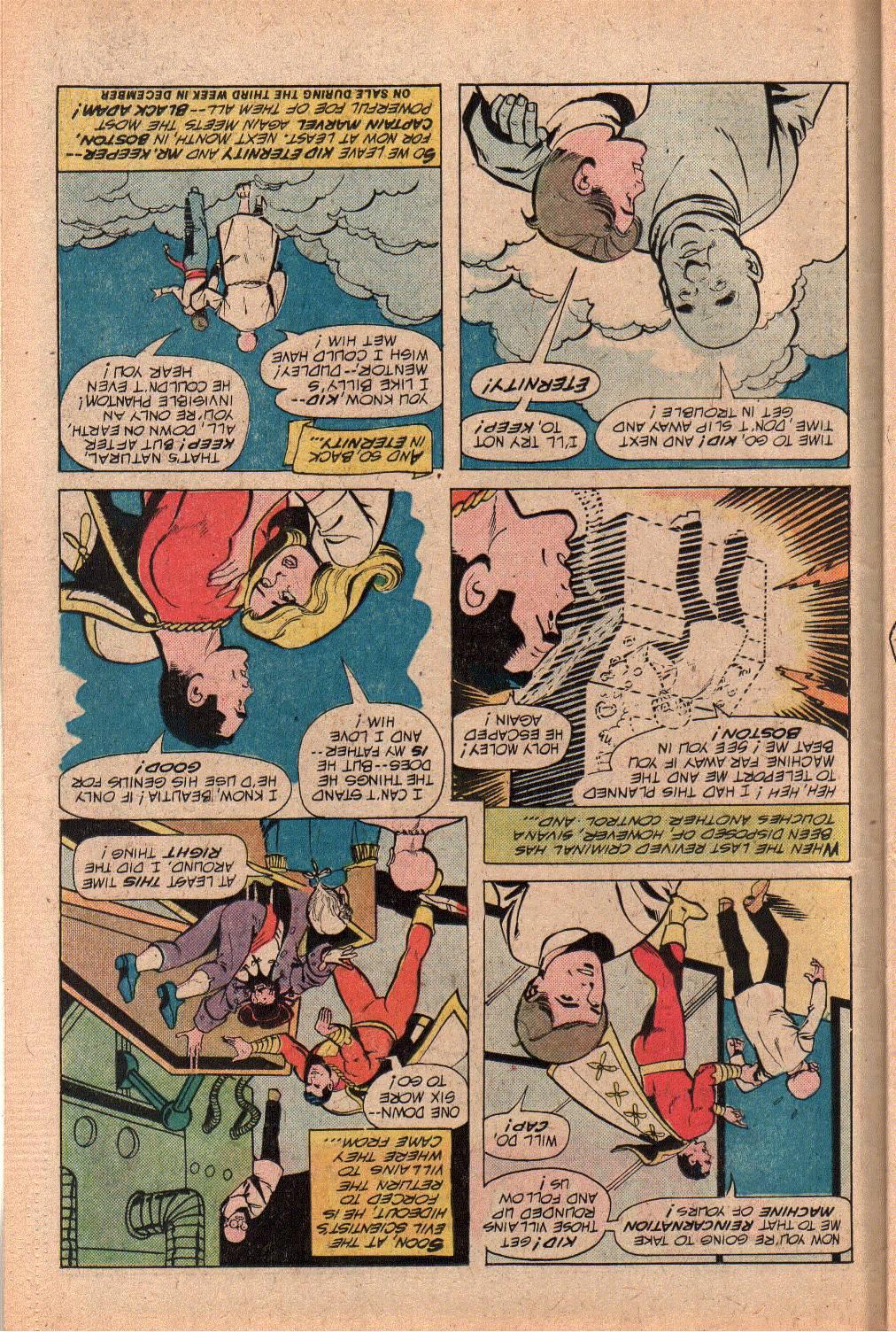 Read online Shazam! (1973) comic -  Issue #27 - 31