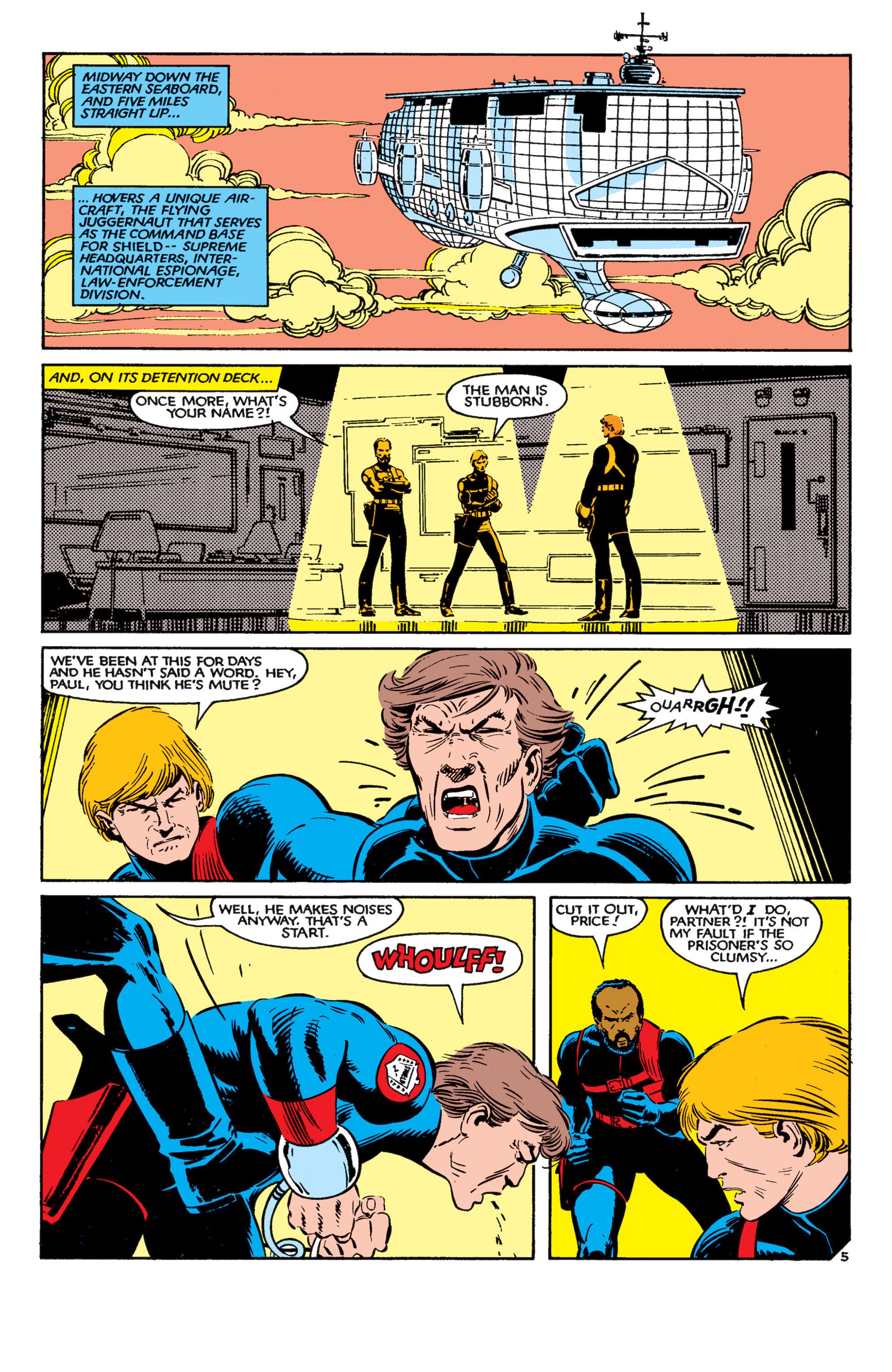 Read online Uncanny X-Men (1963) comic -  Issue #182 - 6