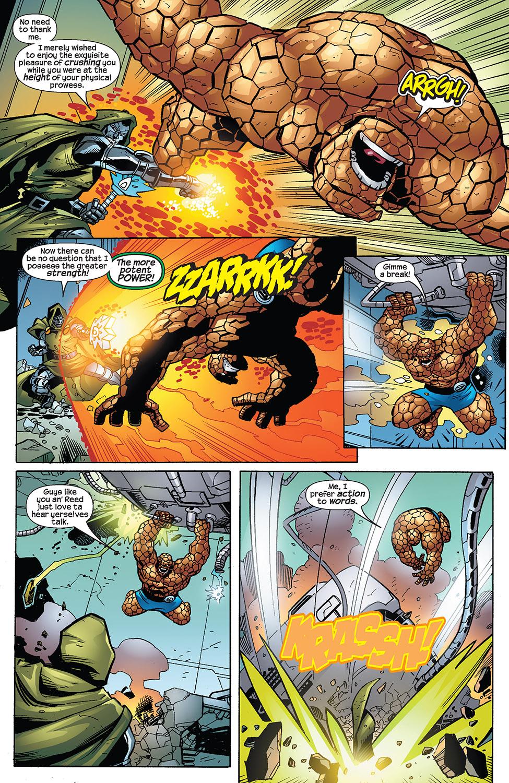 Read online Fantastic Five (2007) comic -  Issue #3 - 10