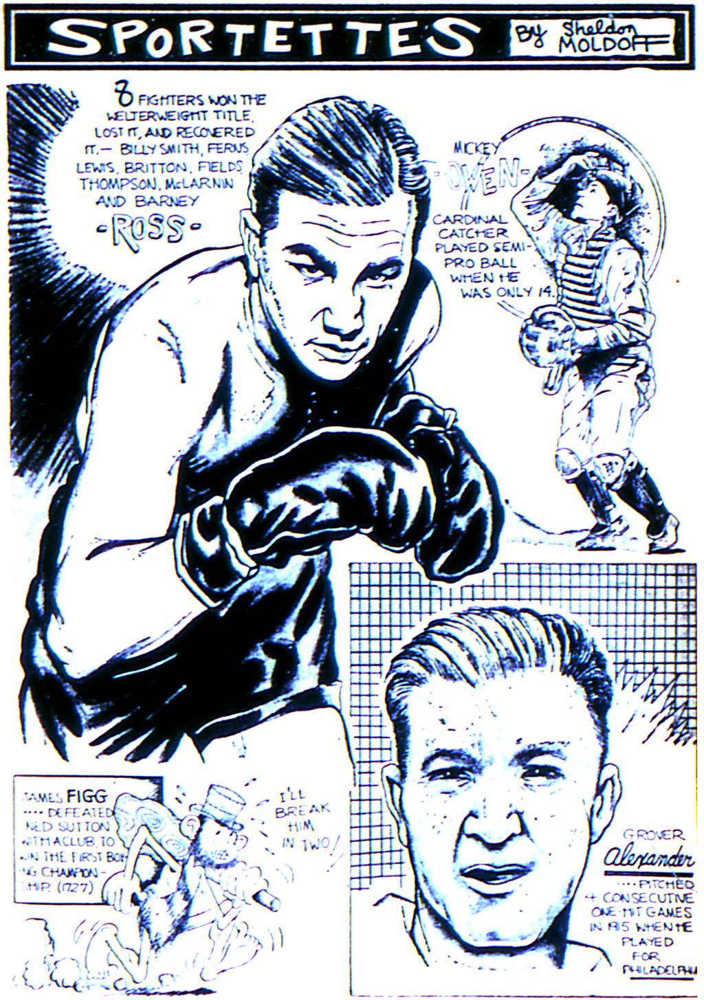 Read online Adventure Comics (1938) comic -  Issue #42 - 21