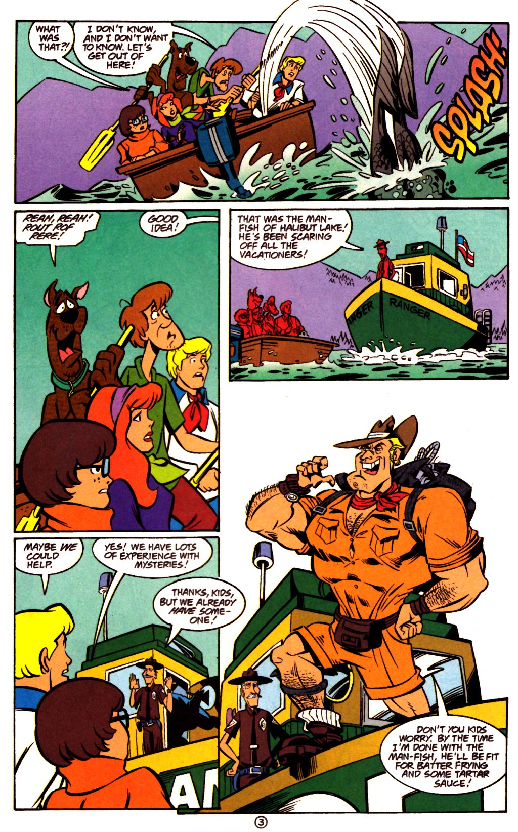 Read online Scooby-Doo (1997) comic -  Issue #23 - 17