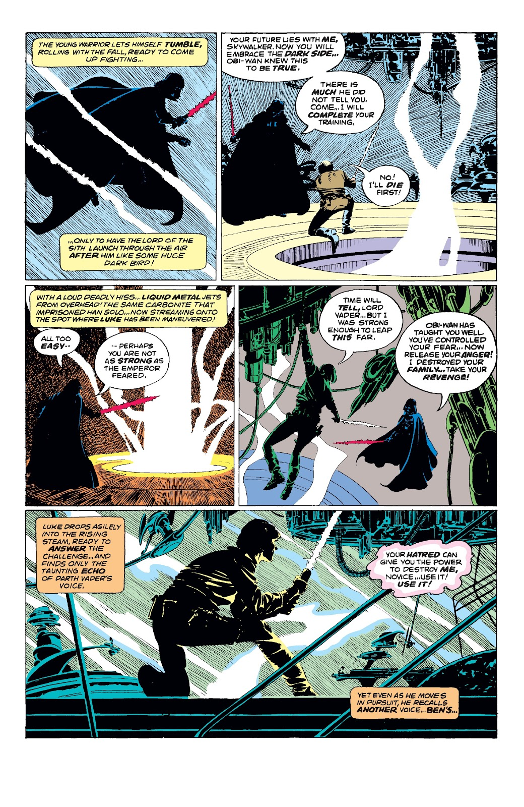 Read online Star Wars Legends: The Original Marvel Years - Epic Collection comic -  Issue # TPB 3 (Part 2) - 4