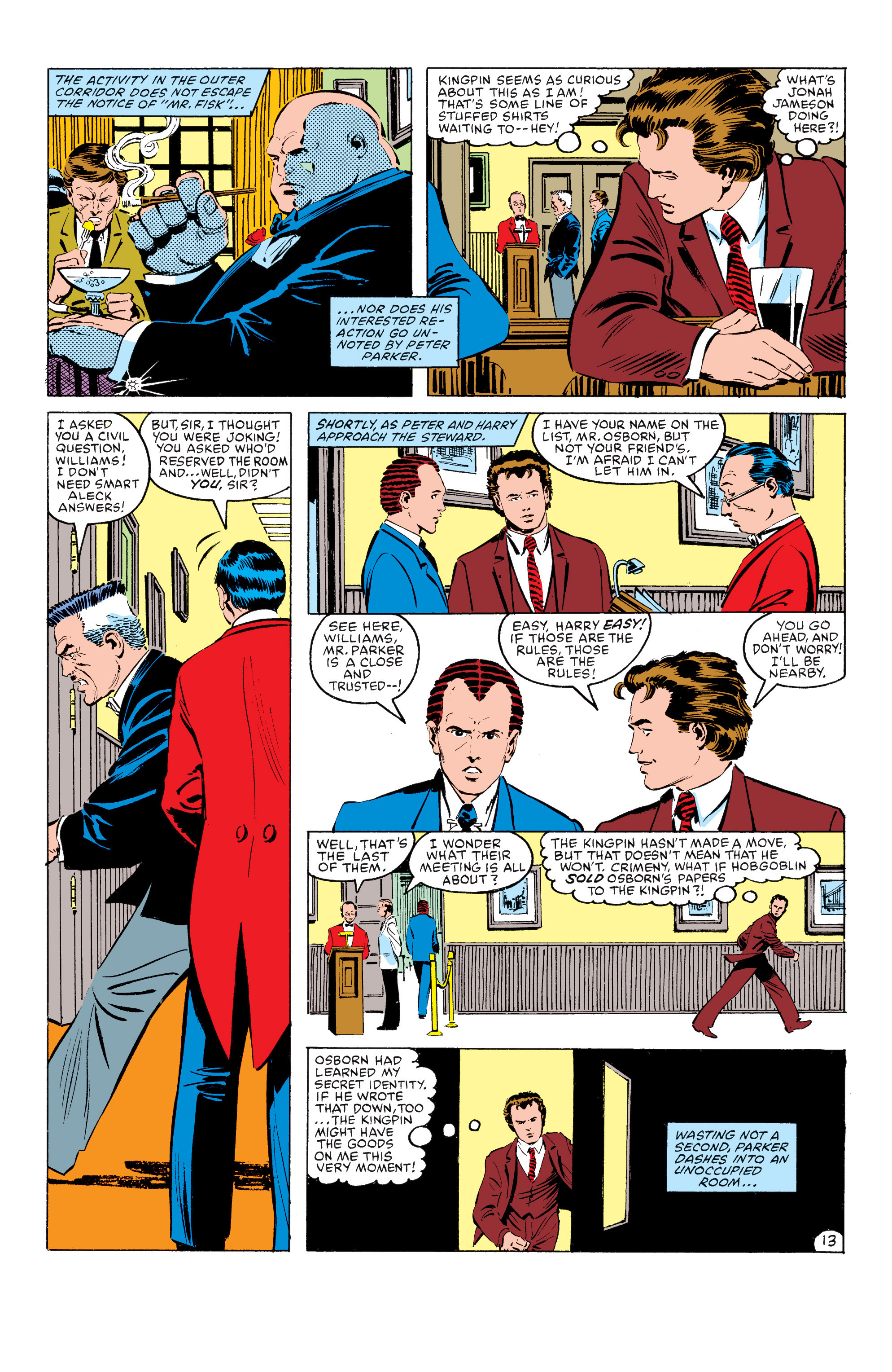 The Amazing Spider-Man (1963) 249 Page 13