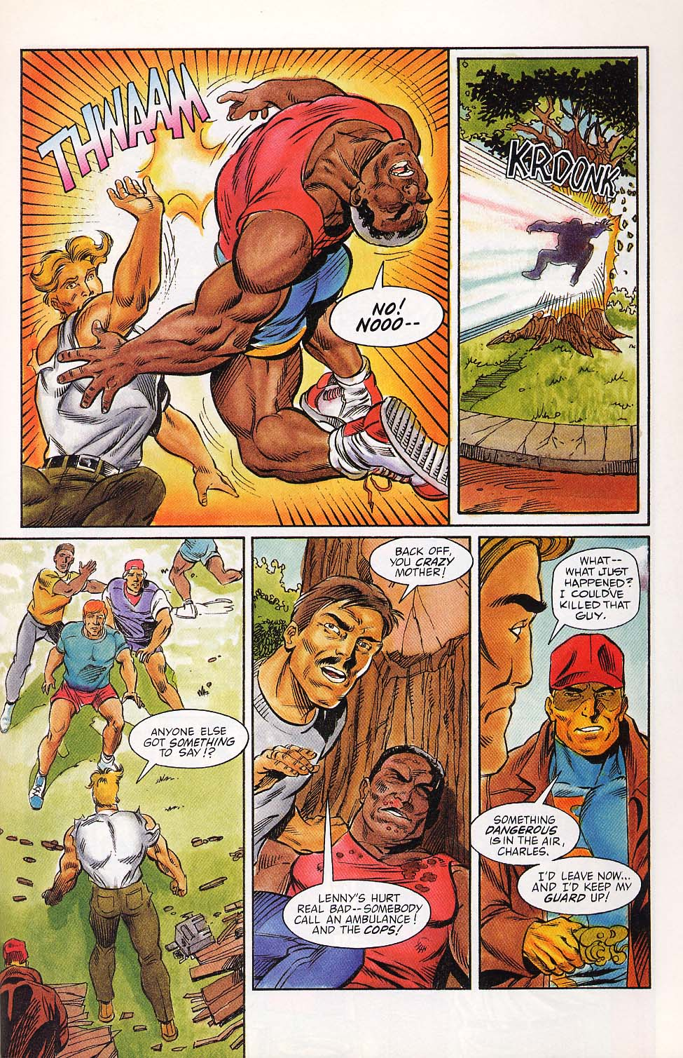 Read online Charlemagne comic -  Issue #4 - 10