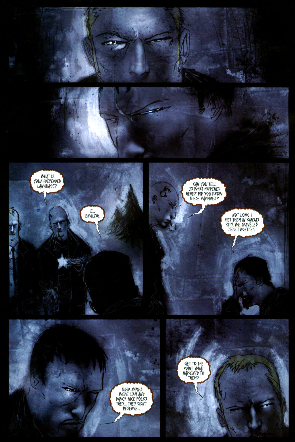 Read online 30 Days of Night: Return to Barrow comic -  Issue #4 - 8