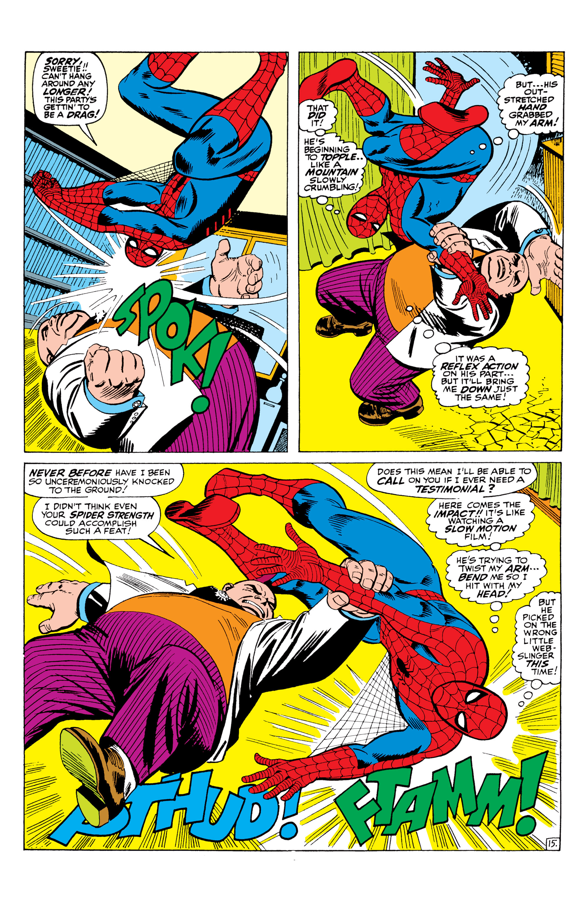 The Amazing Spider-Man (1963) 52 Page 15