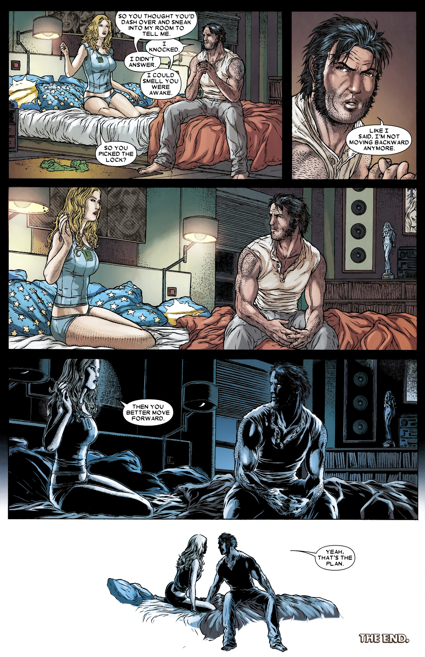 Read online Wolverine: The Best There Is comic -  Issue #12 - 25