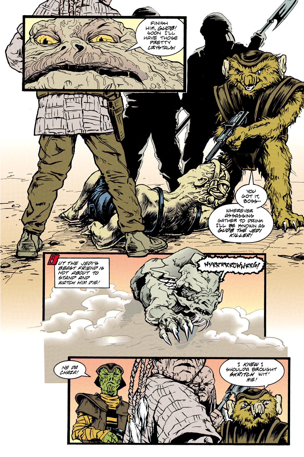 Read online Star Wars Omnibus comic -  Issue # Vol. 4 - 332