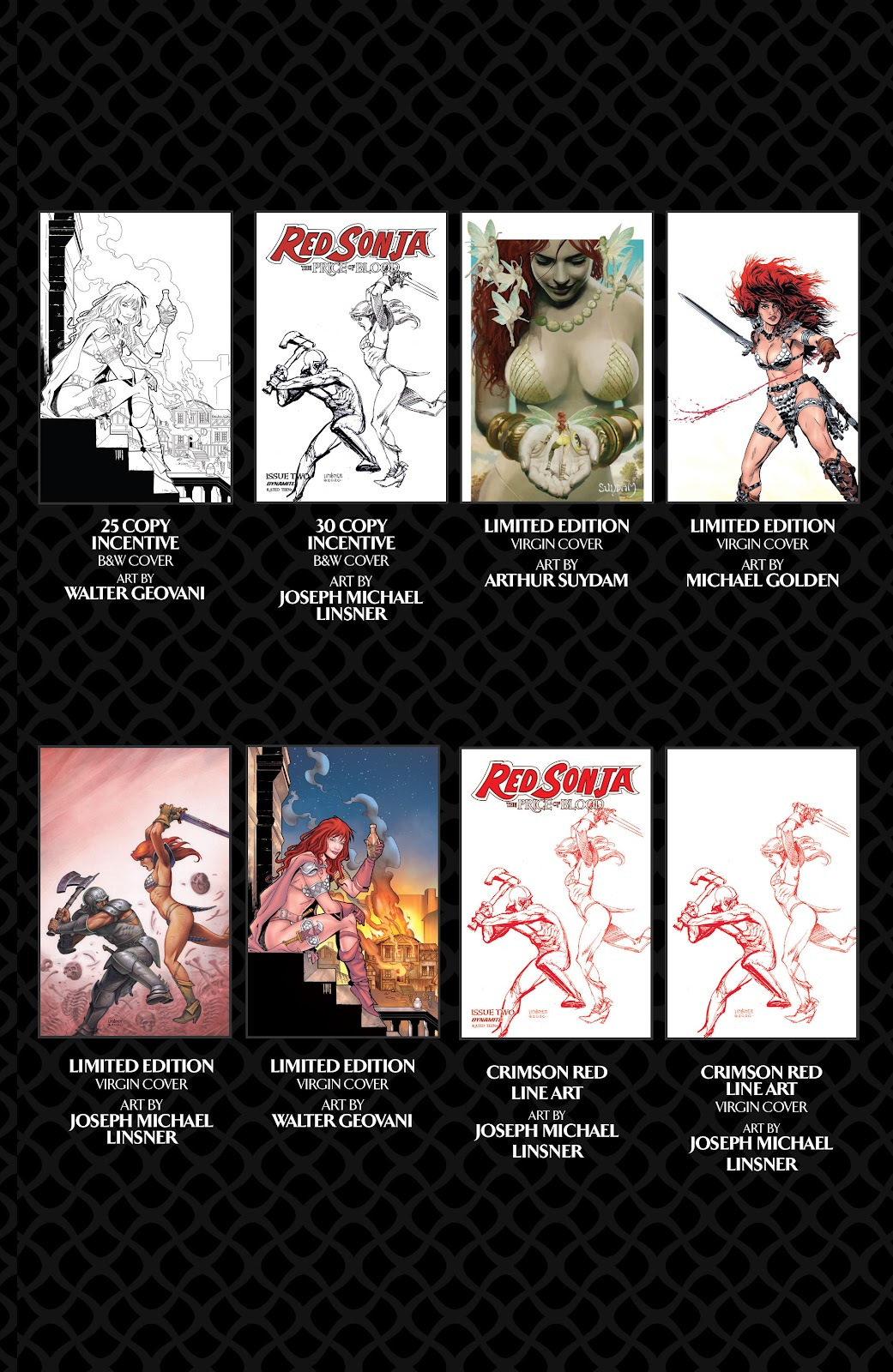 Red Sonja: The Price of Blood issue 2 - Page 31