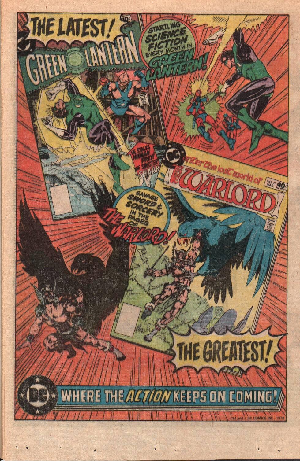 Read online Adventure Comics (1938) comic -  Issue #469 - 20