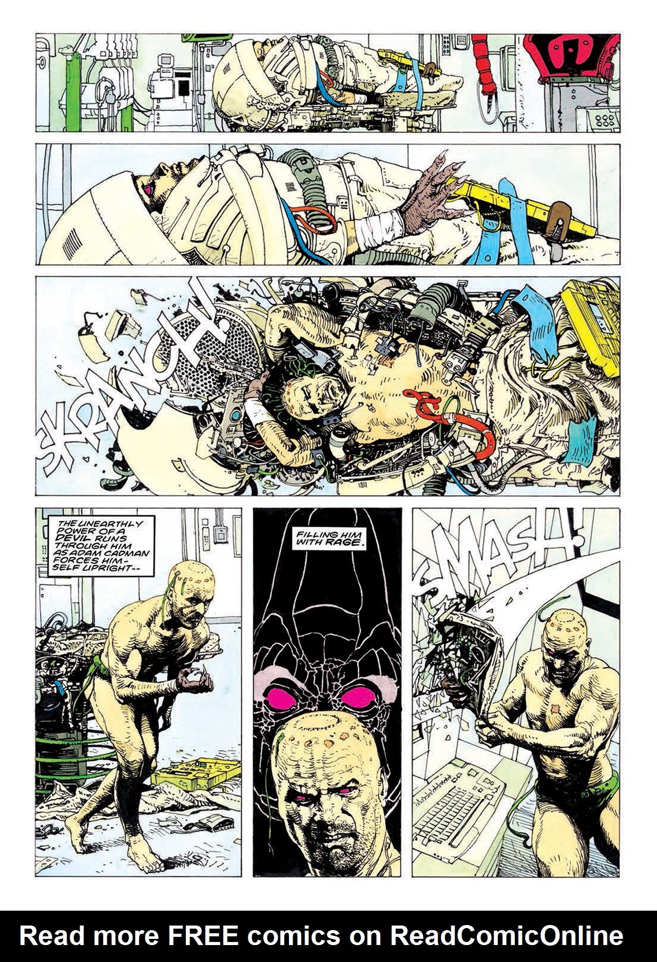 Read online Mazeworld comic -  Issue # TPB - 181
