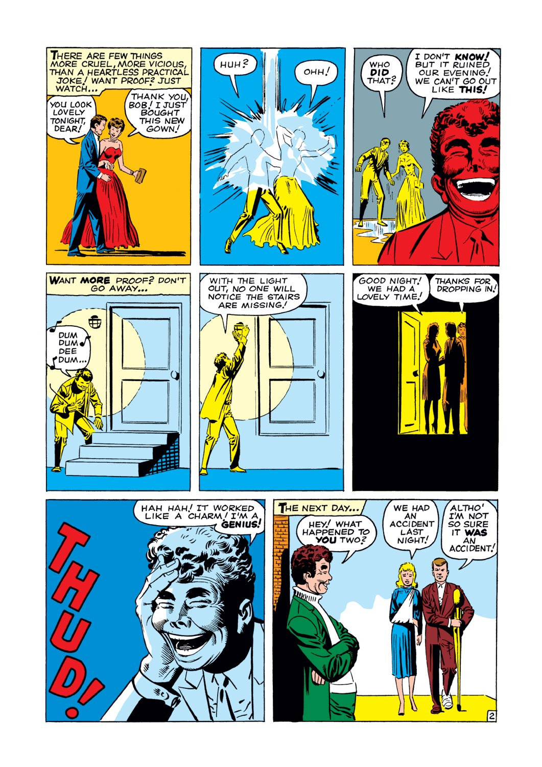 Tales to Astonish (1959) issue 29 - Page 23