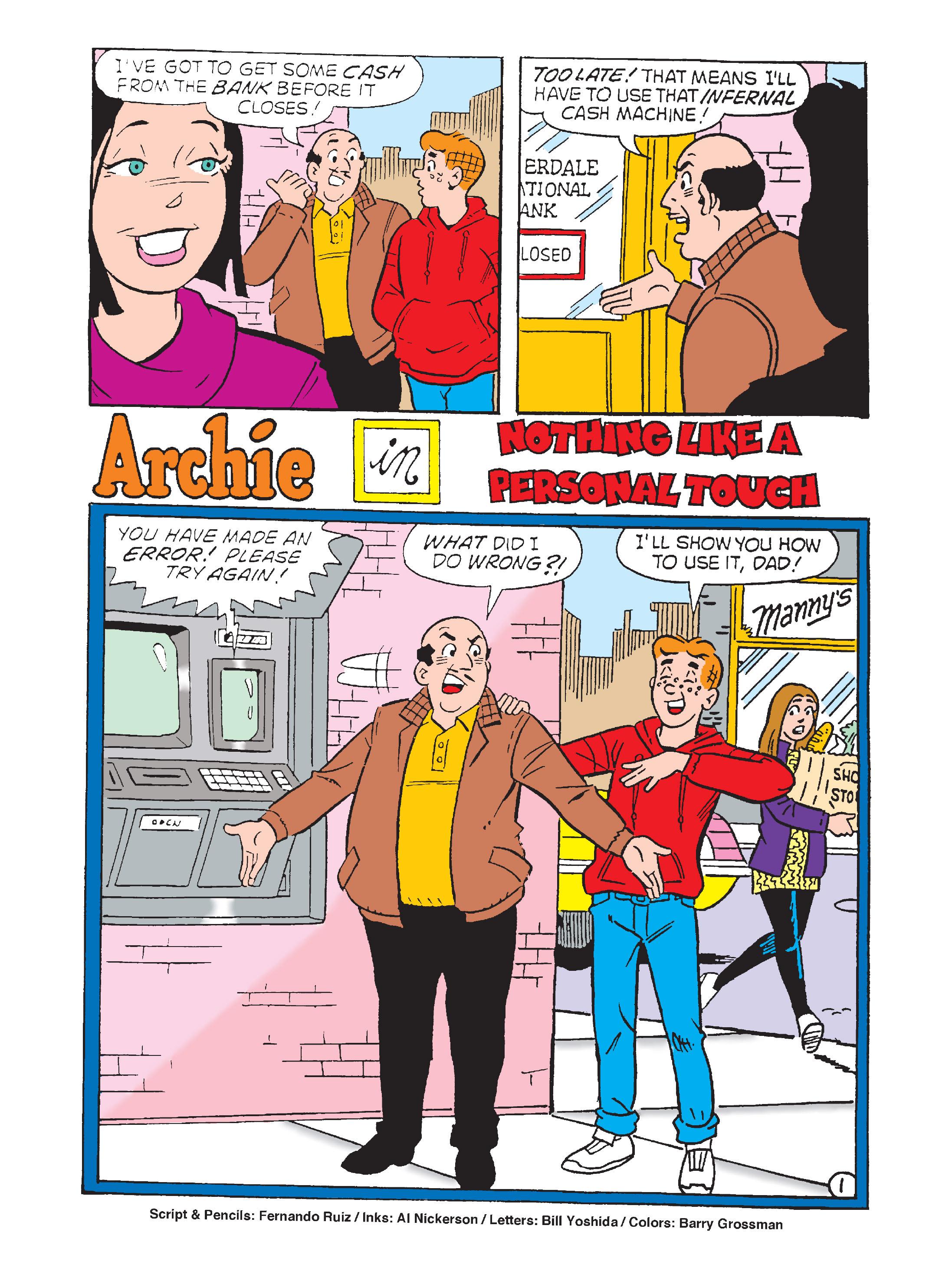 Read online Archie 1000 Page Comics Bonanza comic -  Issue #2 (Part 1) - 152