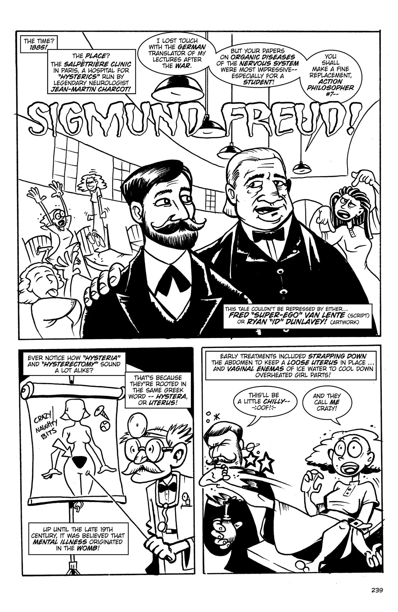 Read online Action Philosophers! comic -  Issue #Action Philosophers! TPB (Part 2) - 67