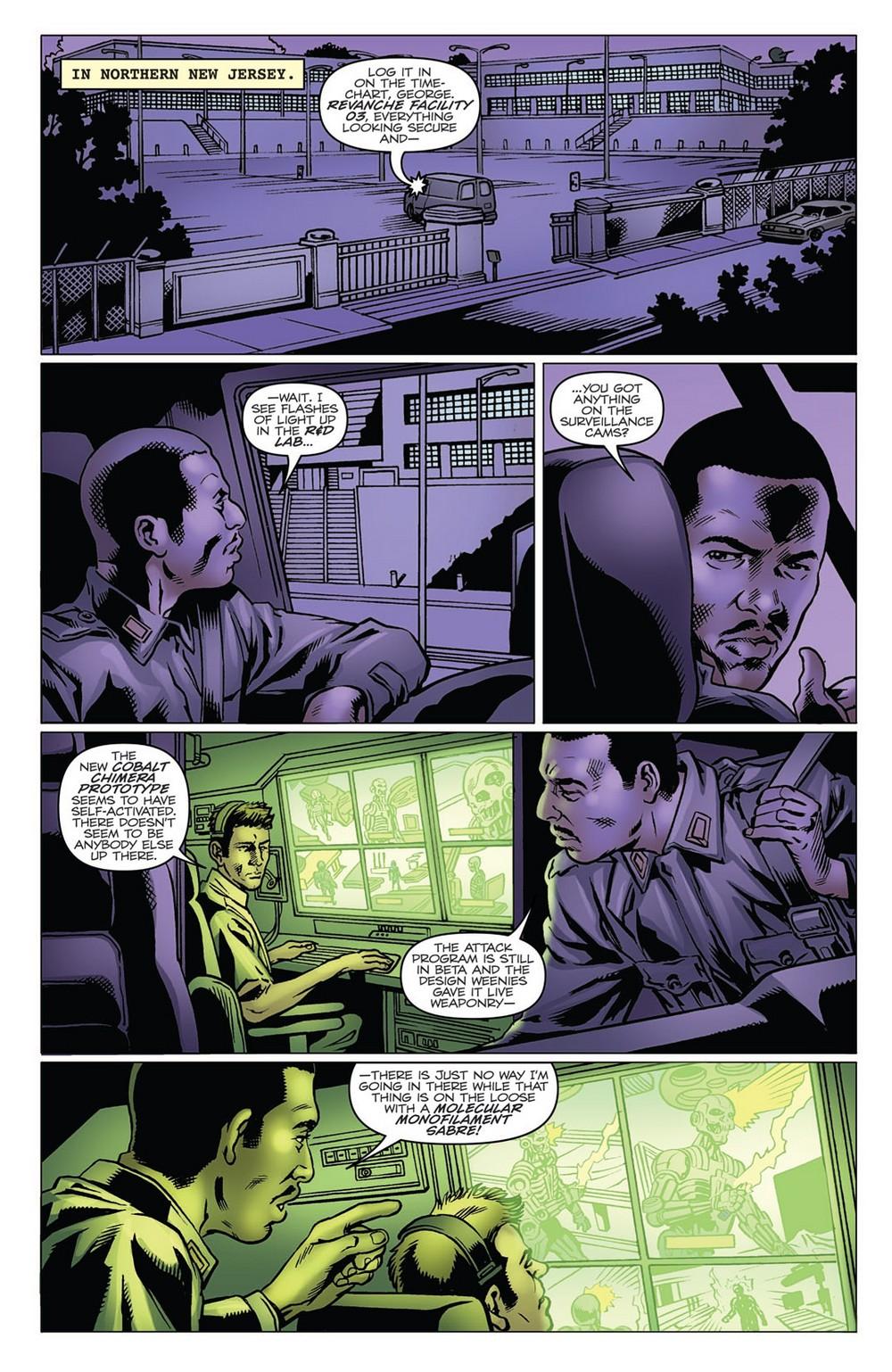G.I. Joe: A Real American Hero 175 Page 4