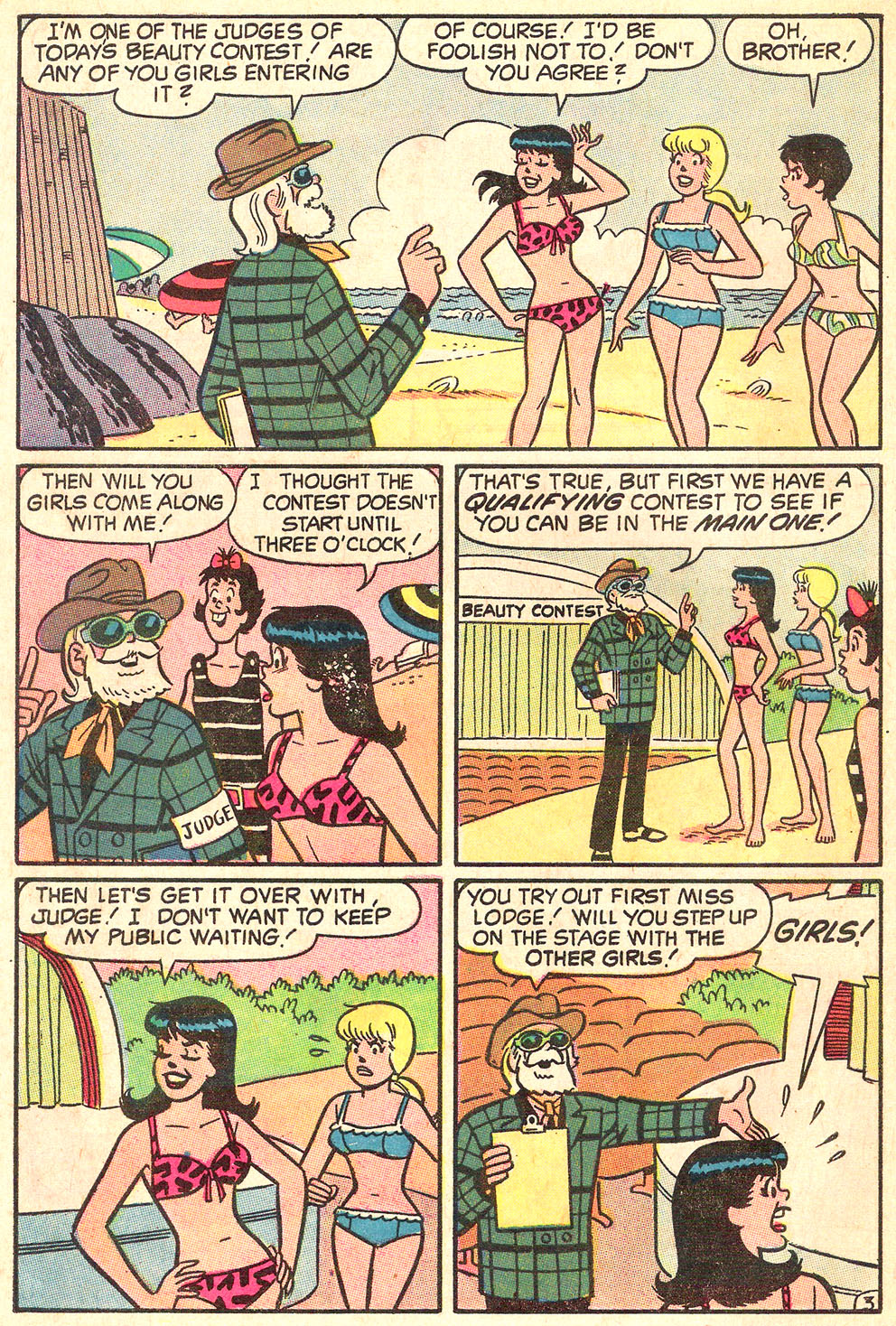 Read online Archie's Girls Betty and Veronica comic -  Issue #178 - 29