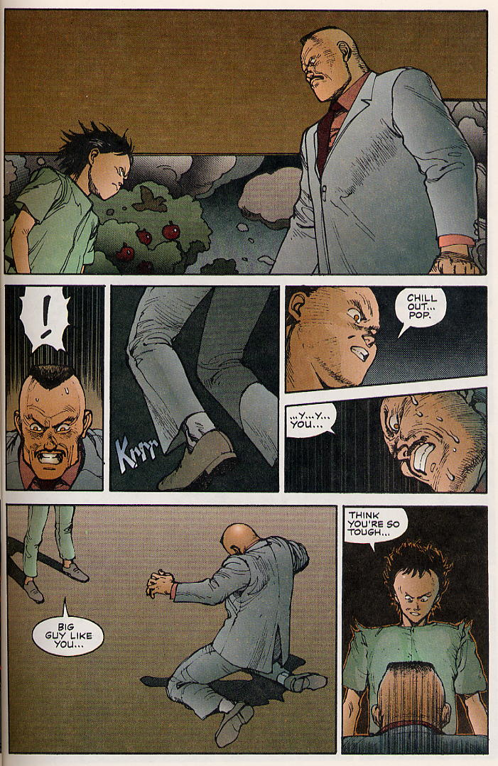 Read online Akira comic -  Issue #8 - 37