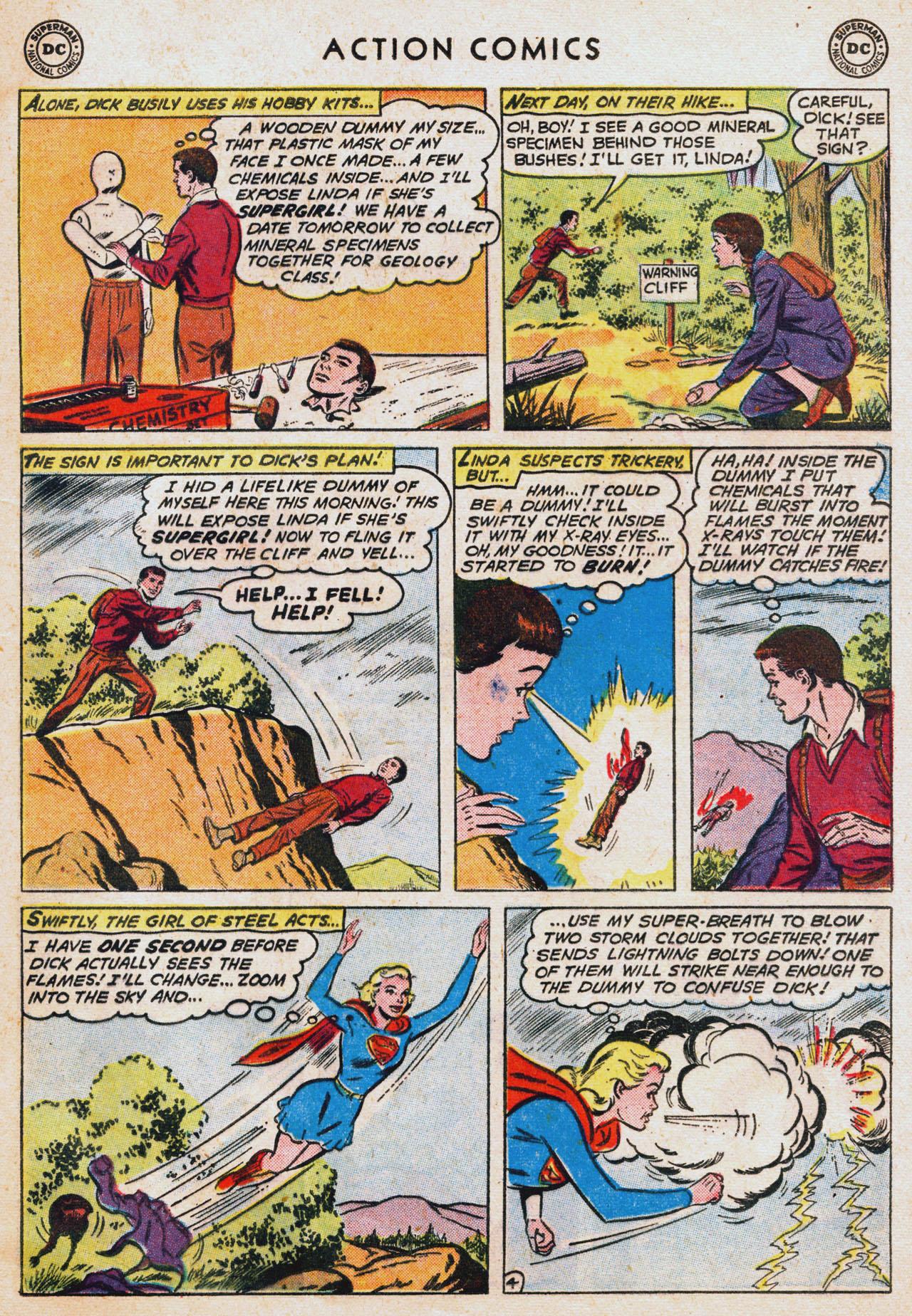 Action Comics (1938) 256 Page 28