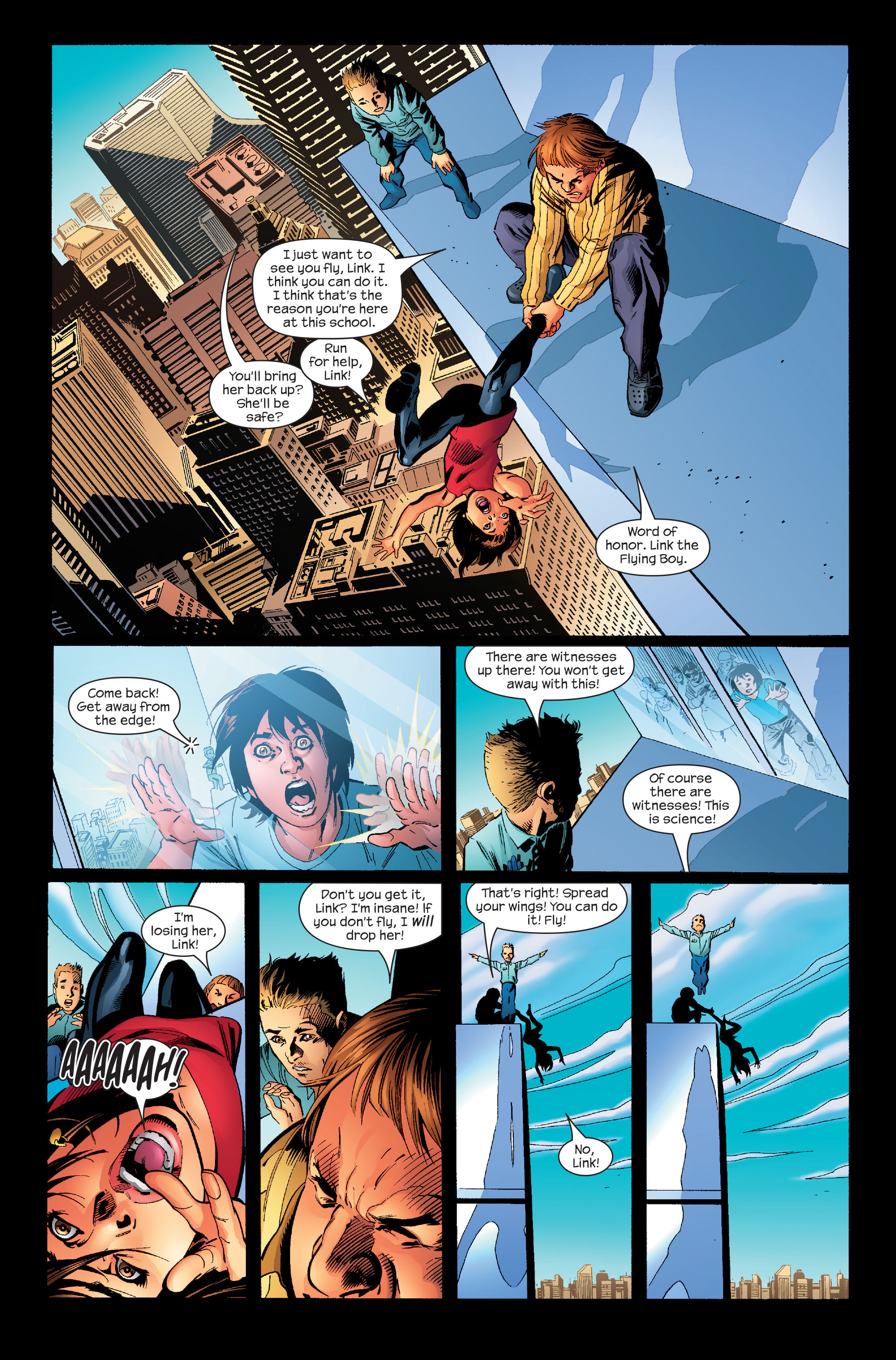 Read online Ultimate Iron Man (2005) comic -  Issue #4 - 20