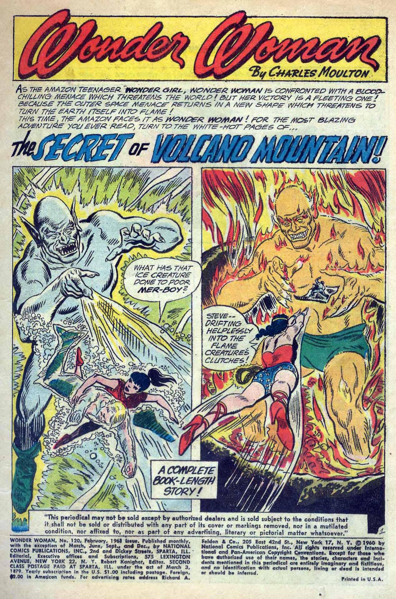 Read online Wonder Woman (1942) comic -  Issue #120 - 3