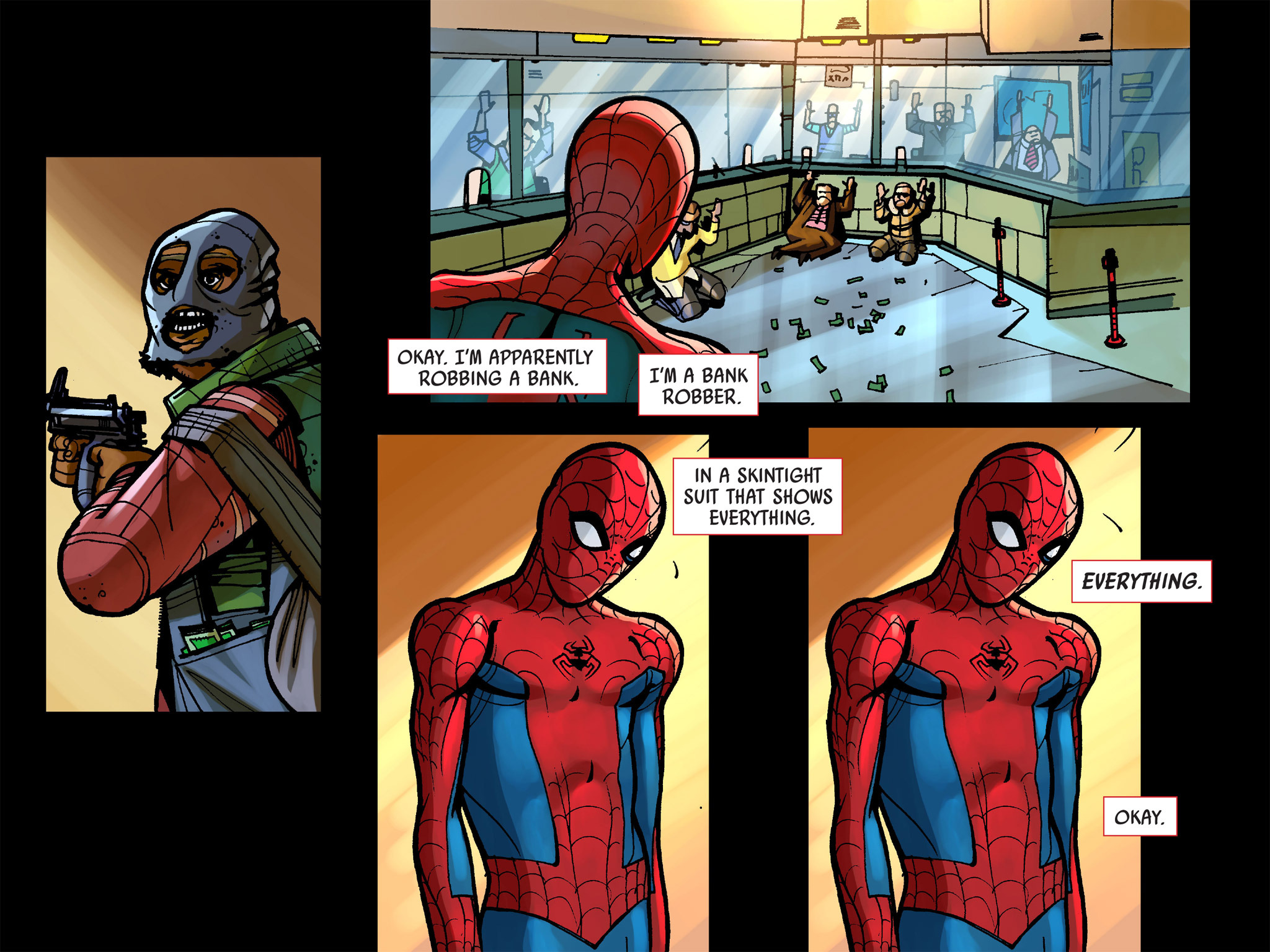 Read online Amazing Spider-Man: Who Am I? comic -  Issue # Full (Part 1) - 14
