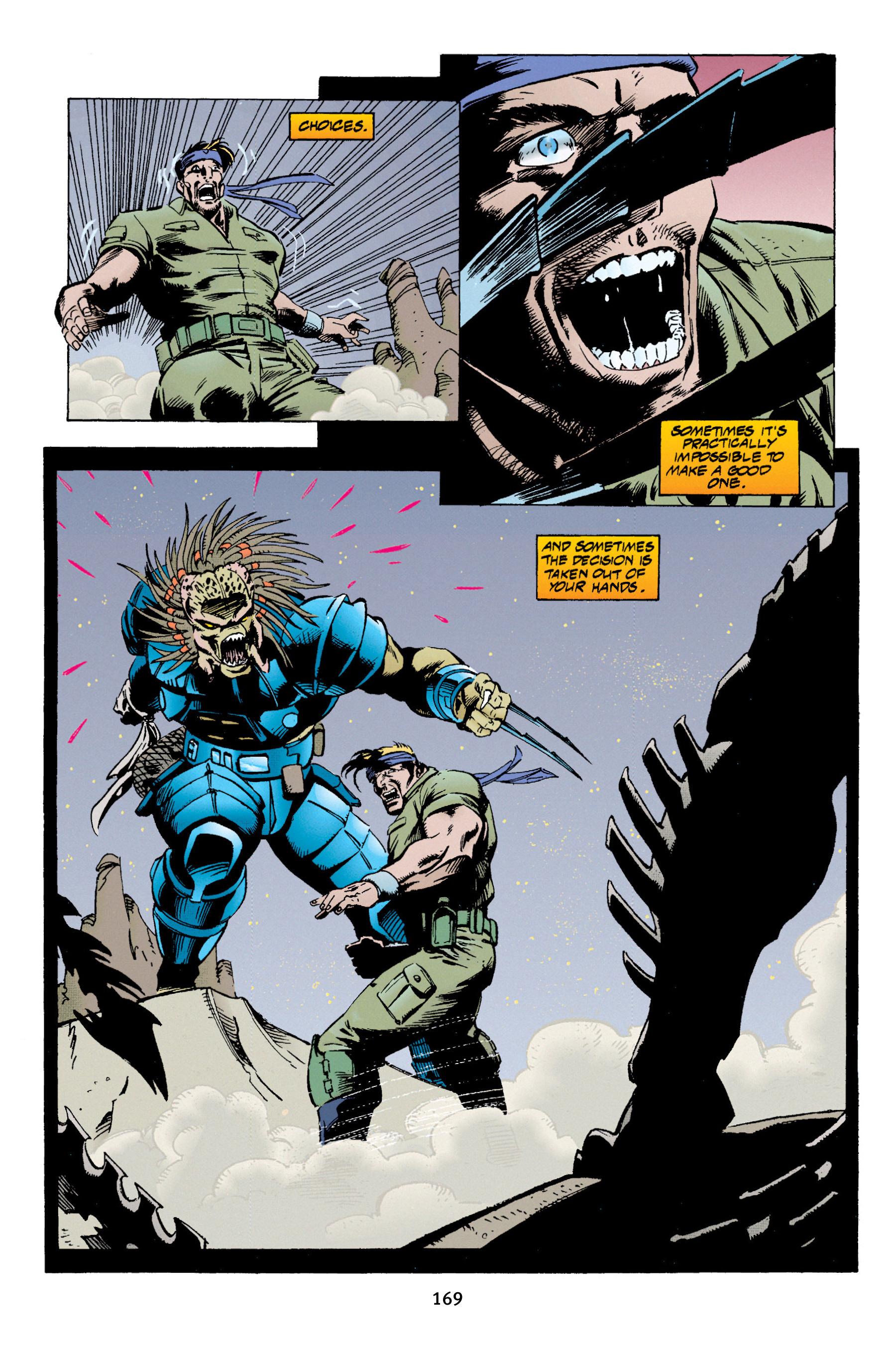 Read online Aliens vs. Predator Omnibus comic -  Issue # _TPB 1 Part 2 - 67