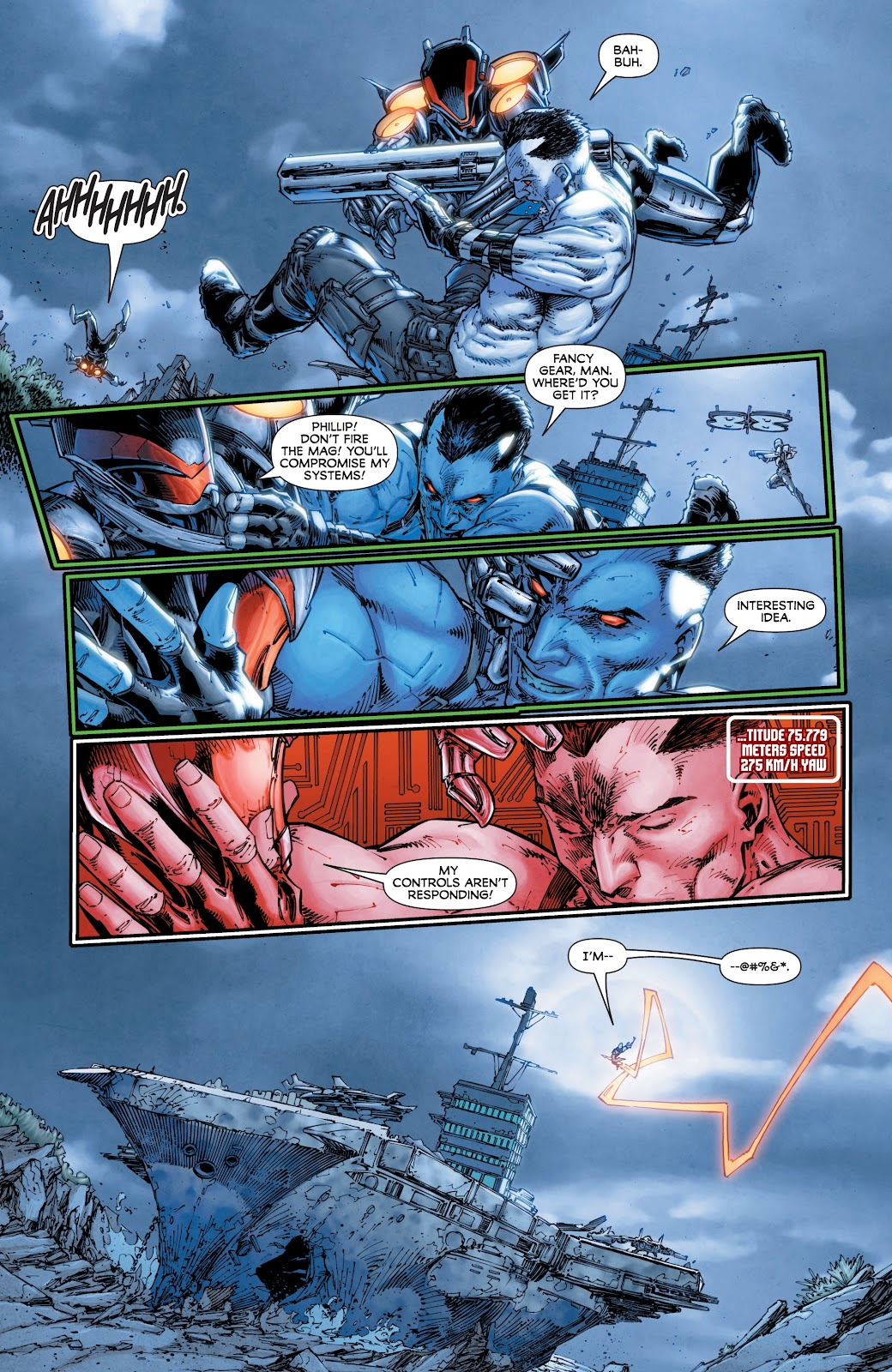Read online Bloodshot (2019) comic -  Issue #2 - 11