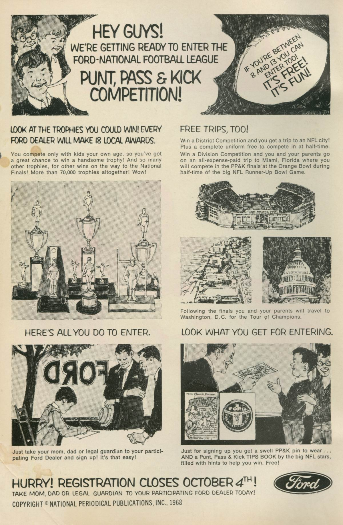 Read online Adventure Comics (1938) comic -  Issue #374 - 2