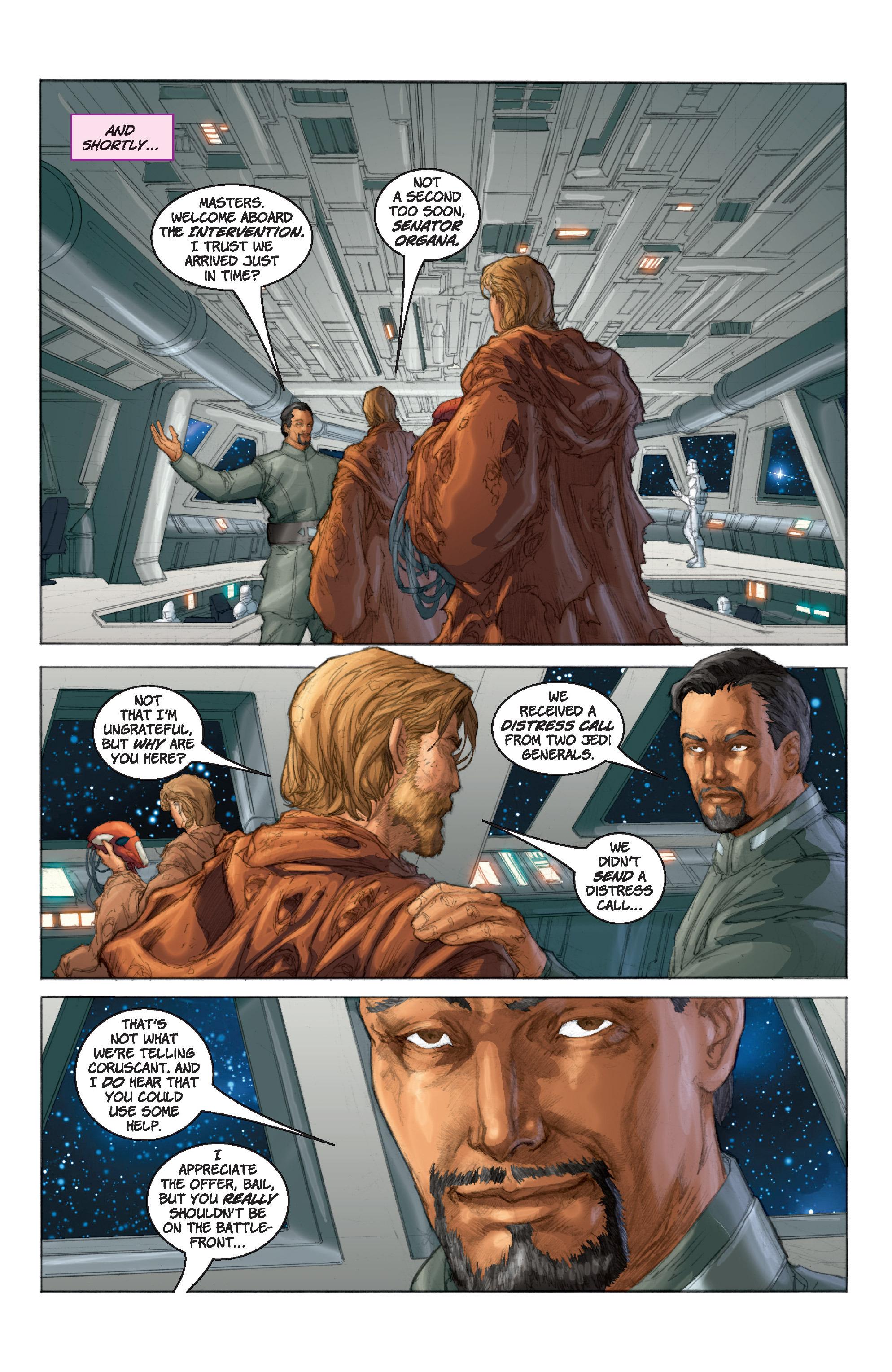 Read online Star Wars Omnibus comic -  Issue # Vol. 26 - 141