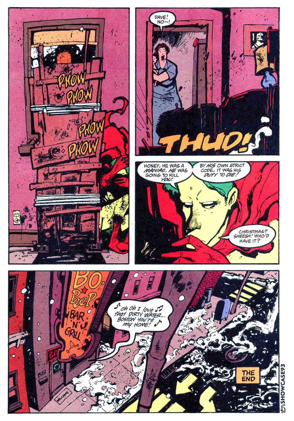 Read online Showcase '93 comic -  Issue #12 - 39