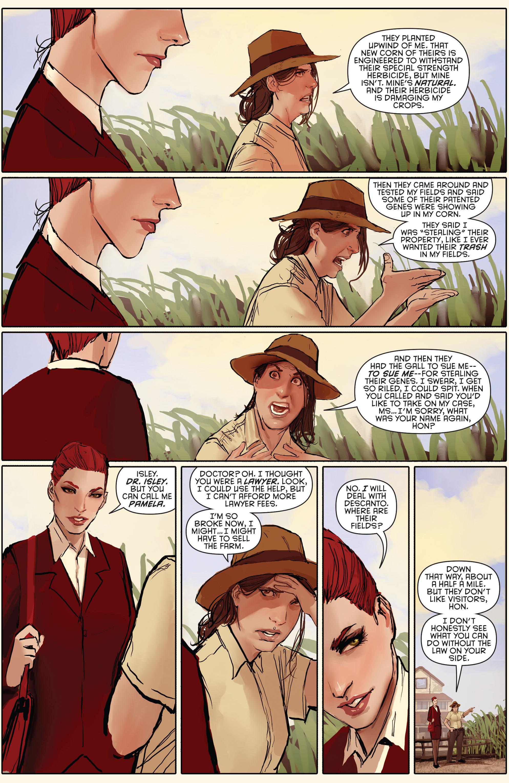 Read online Secret Origins (2014) comic -  Issue #10 - 27