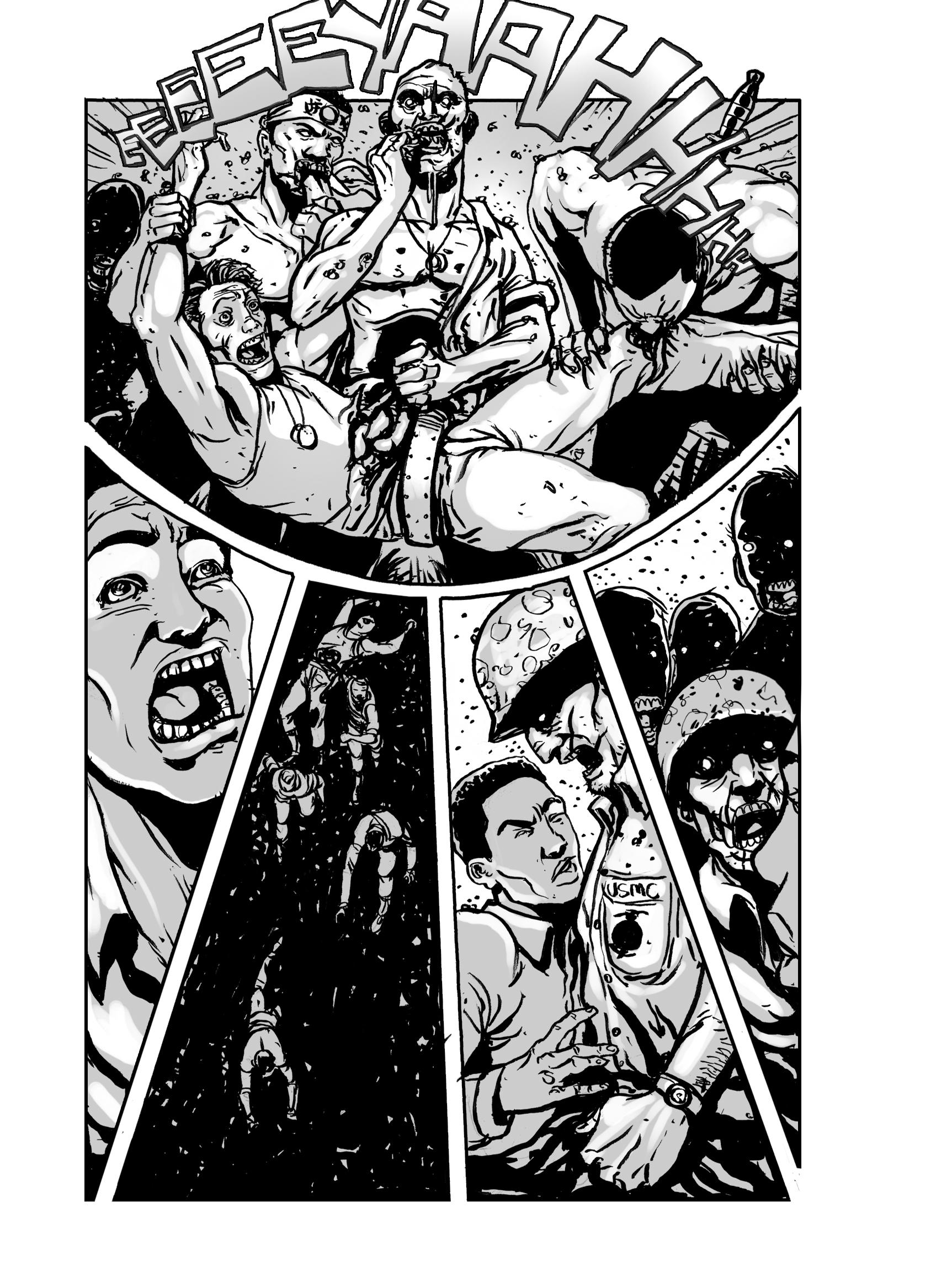 Read online FUBAR comic -  Issue #2 - 205