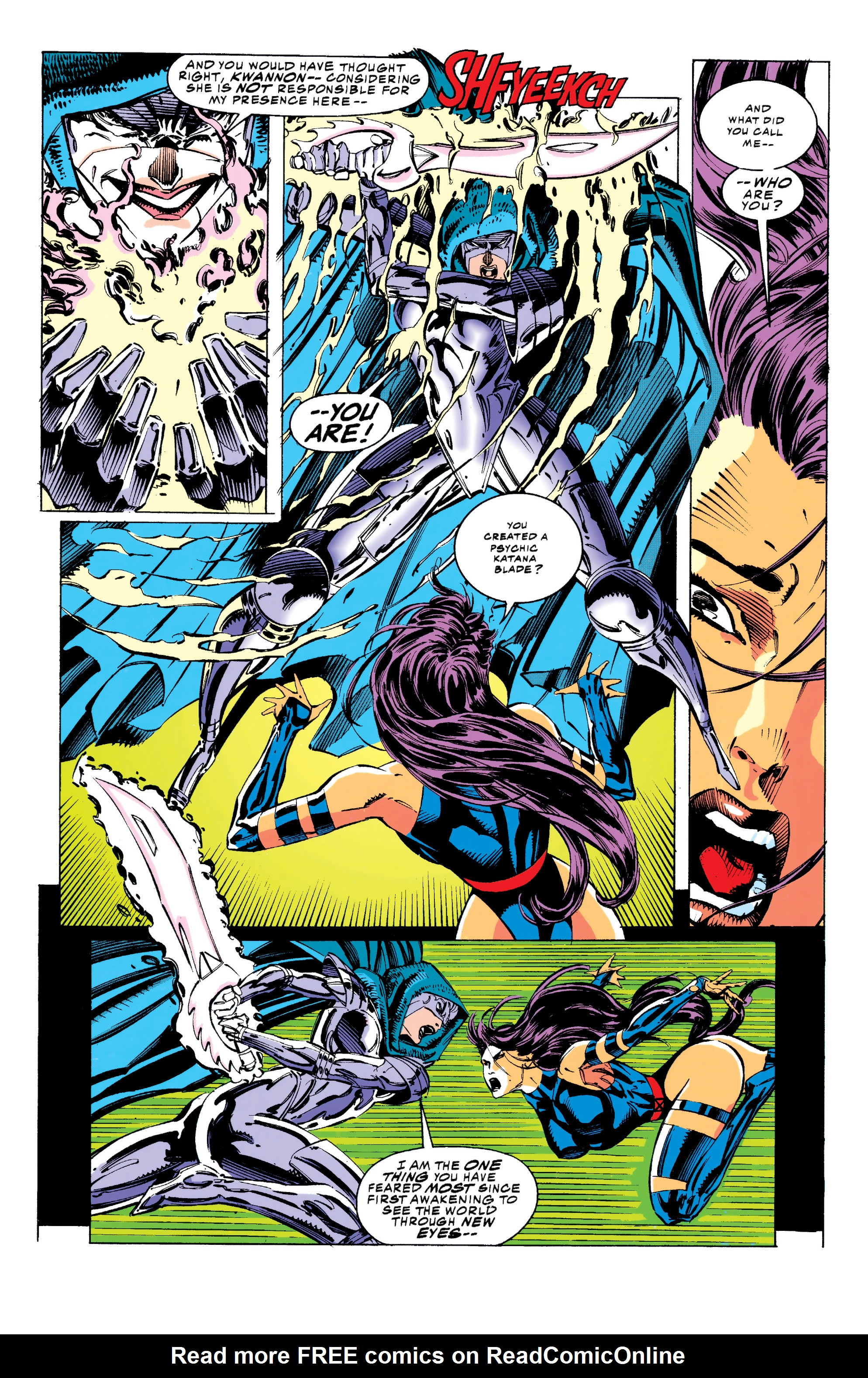 X-Men (1991) 20 Page 20