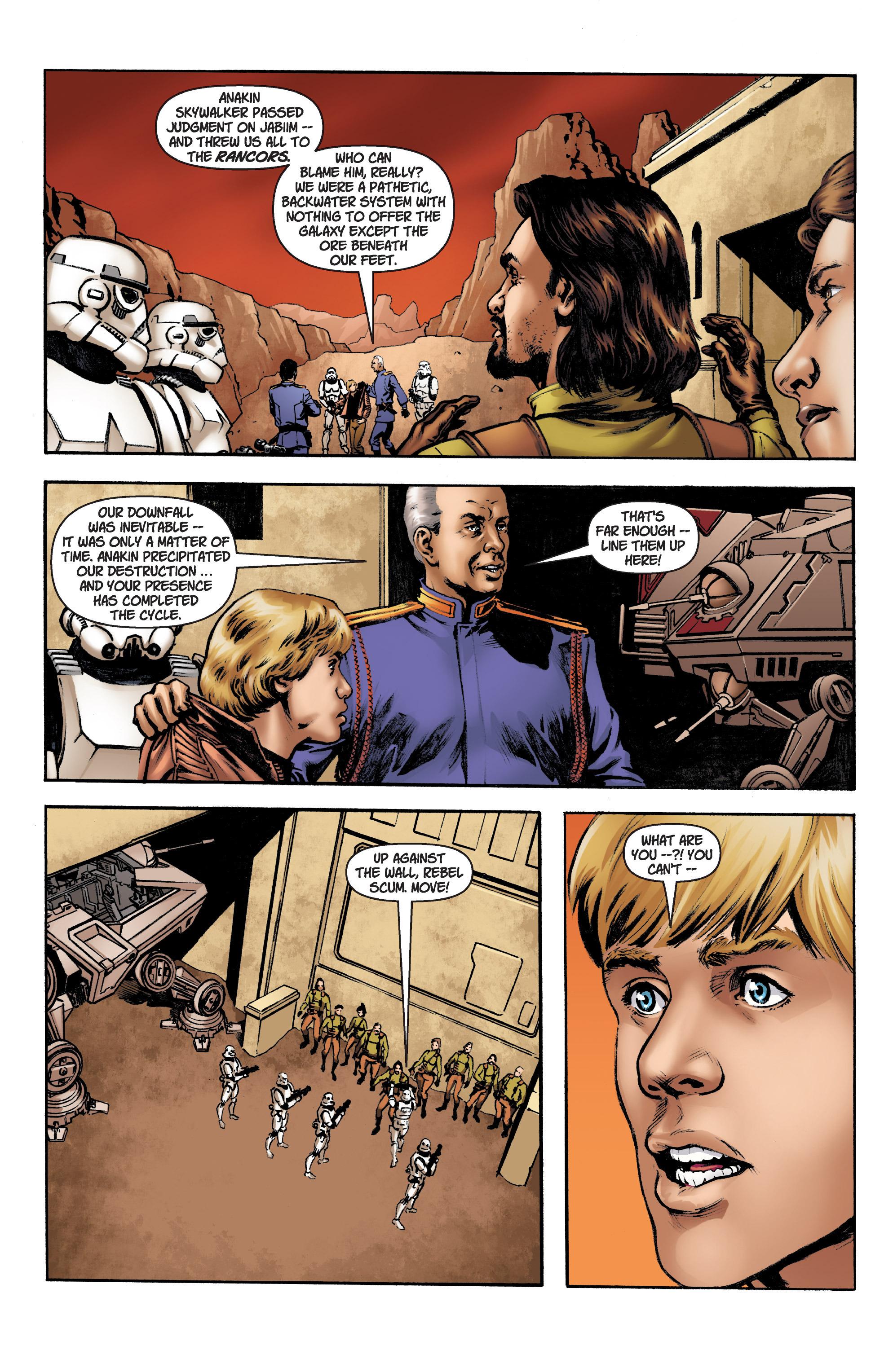 Read online Star Wars Omnibus comic -  Issue # Vol. 20 - 170