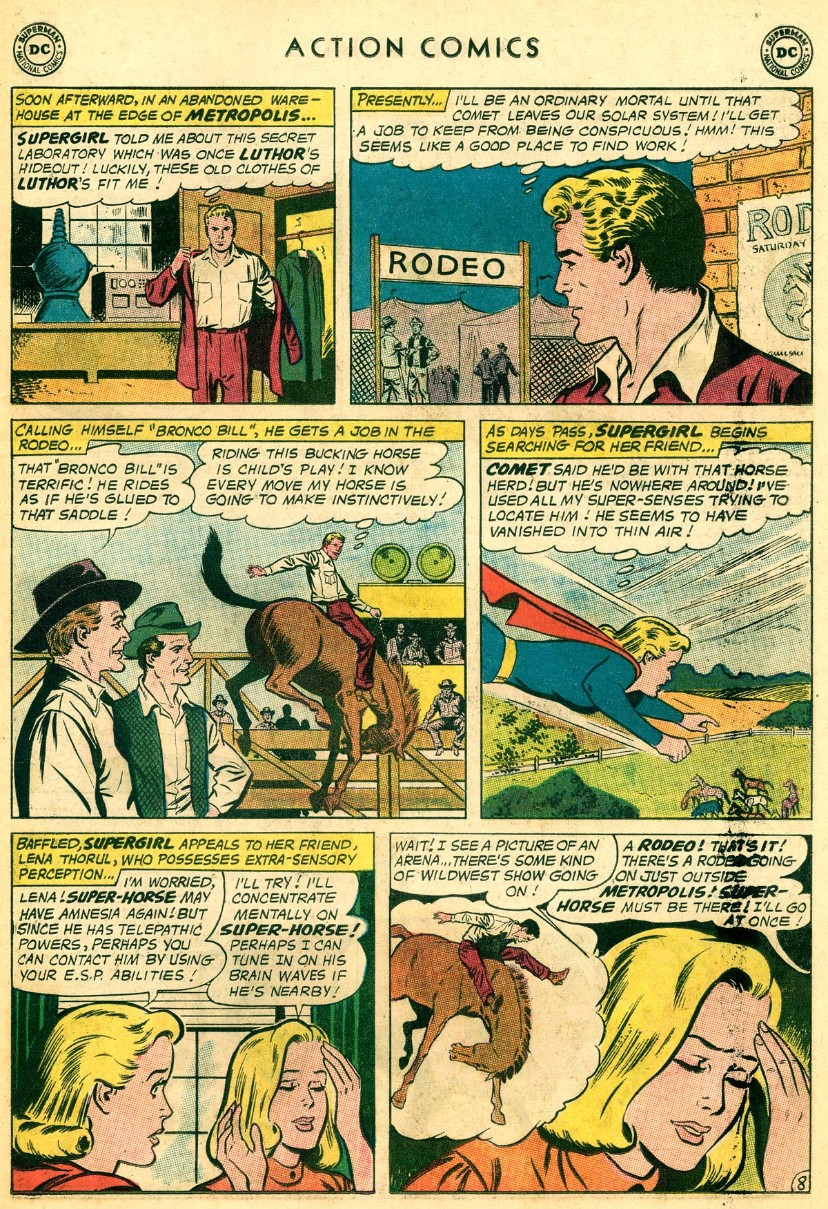 Read online Action Comics (1938) comic -  Issue #301 - 27